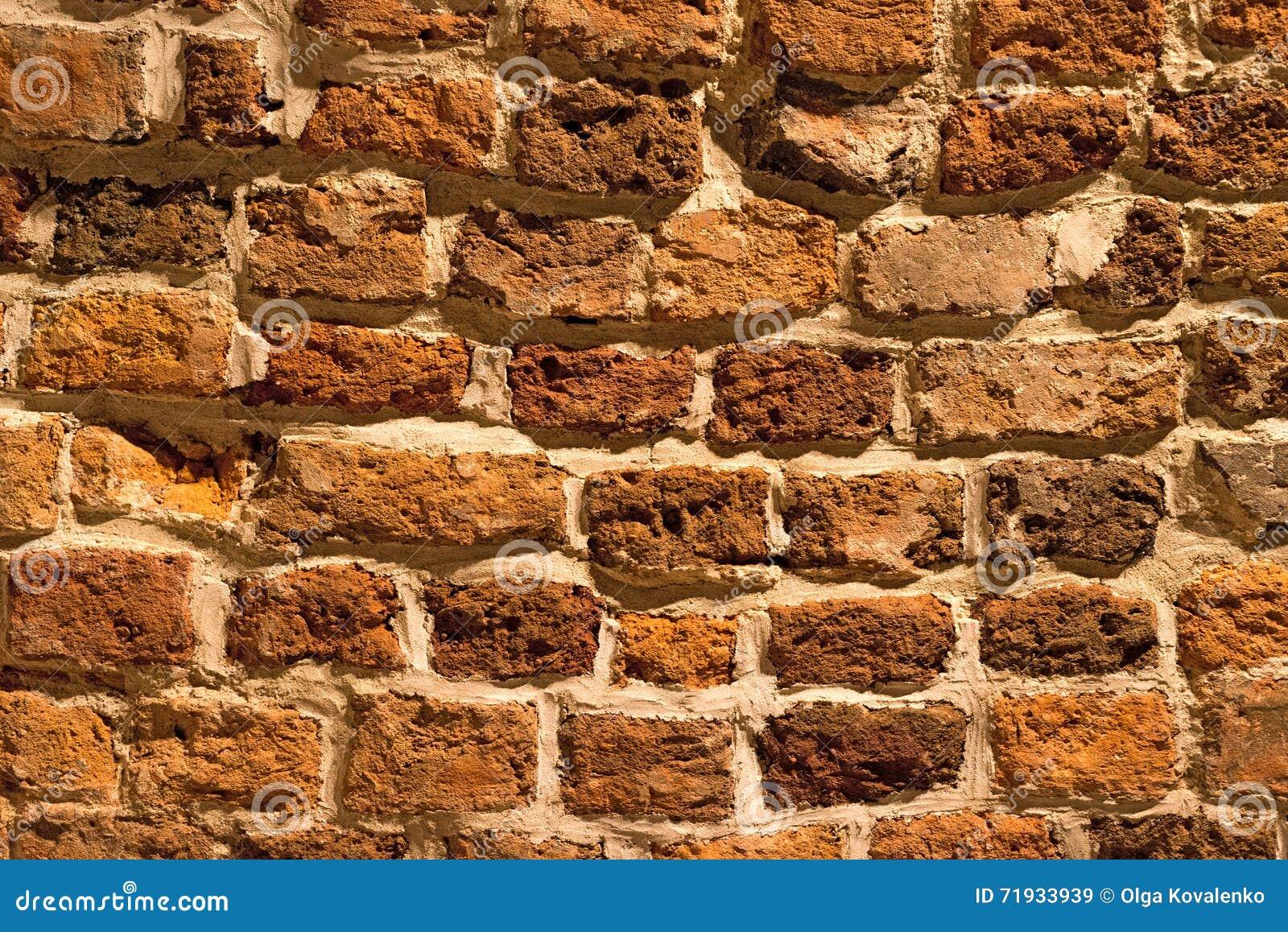 кирпичи кирпича много старая стена текстуры
