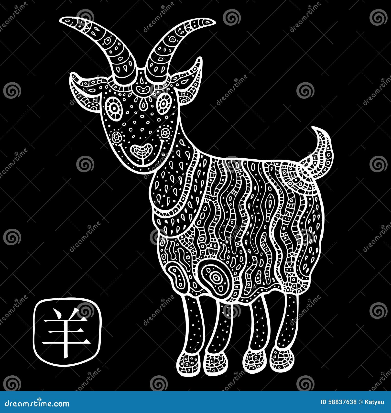 фотографий картинки из символов коза видео радуев молод