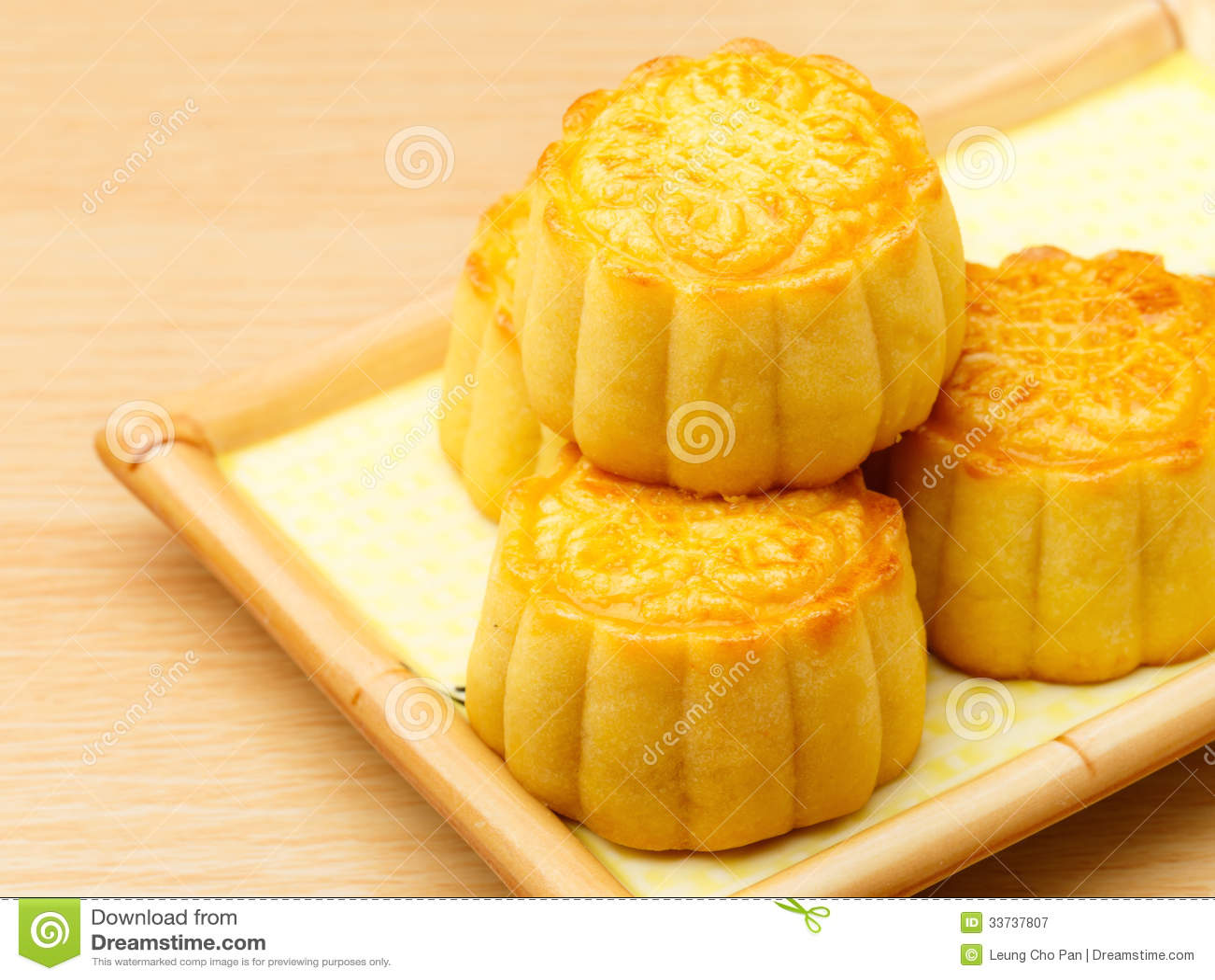 Китайский mooncake