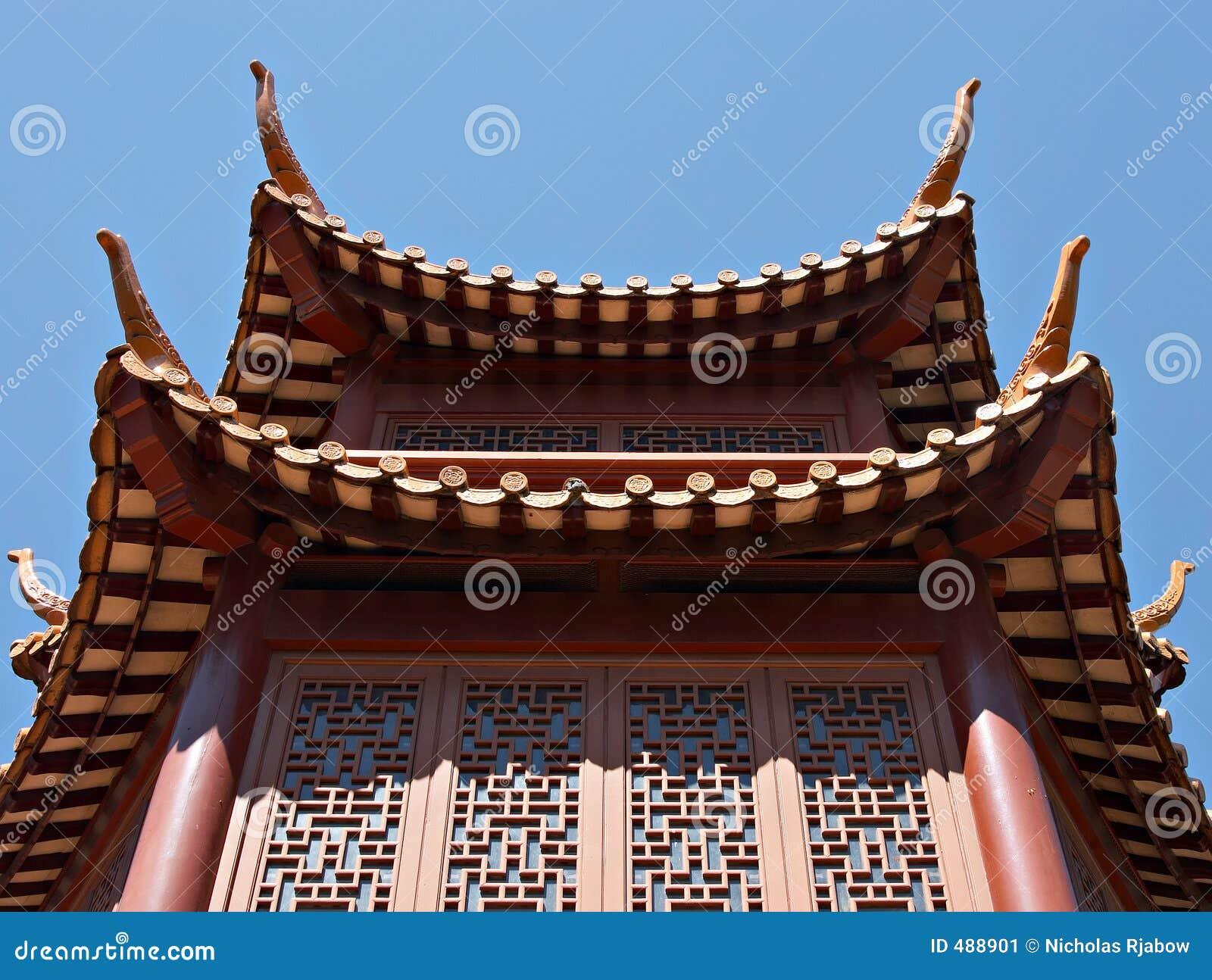 китайский pagoda
