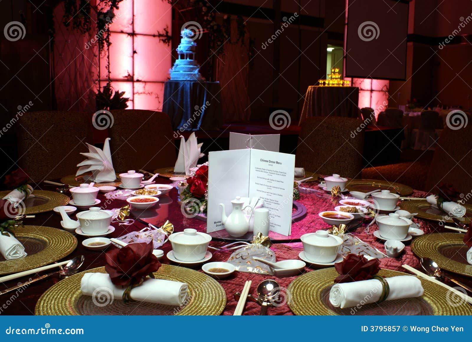 китайское венчание установки