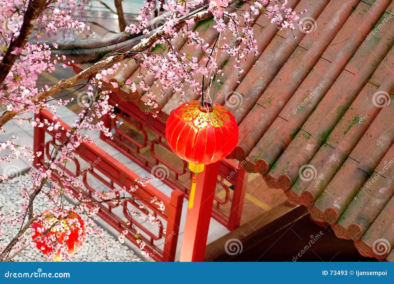 китайское Новый Год deco