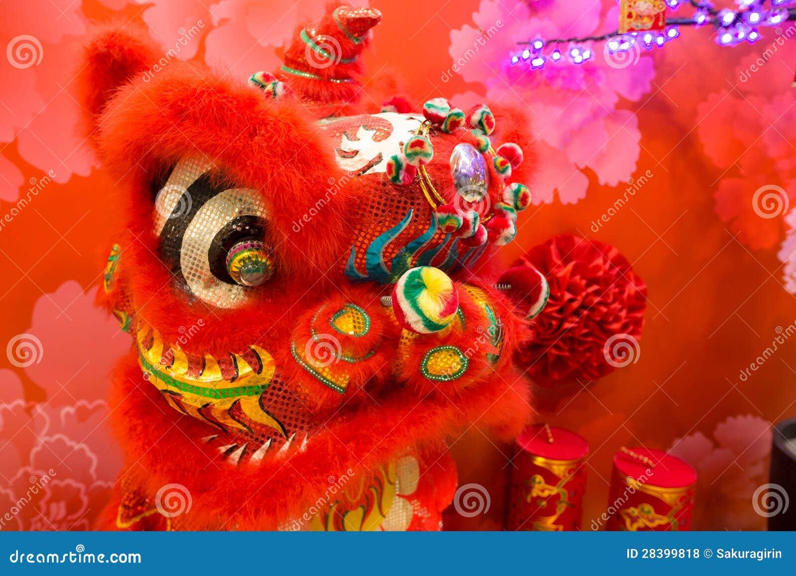 Китайское украшение Новый Год
