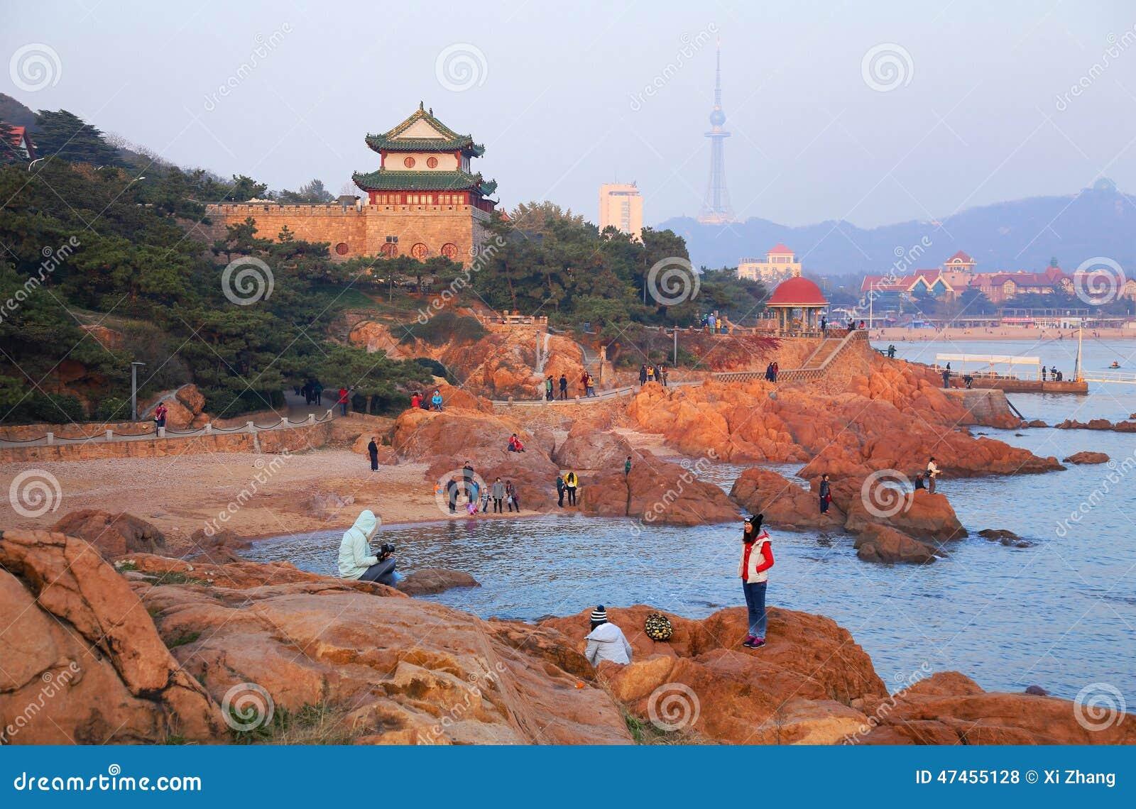 ¼ Китай cityï Qingdao