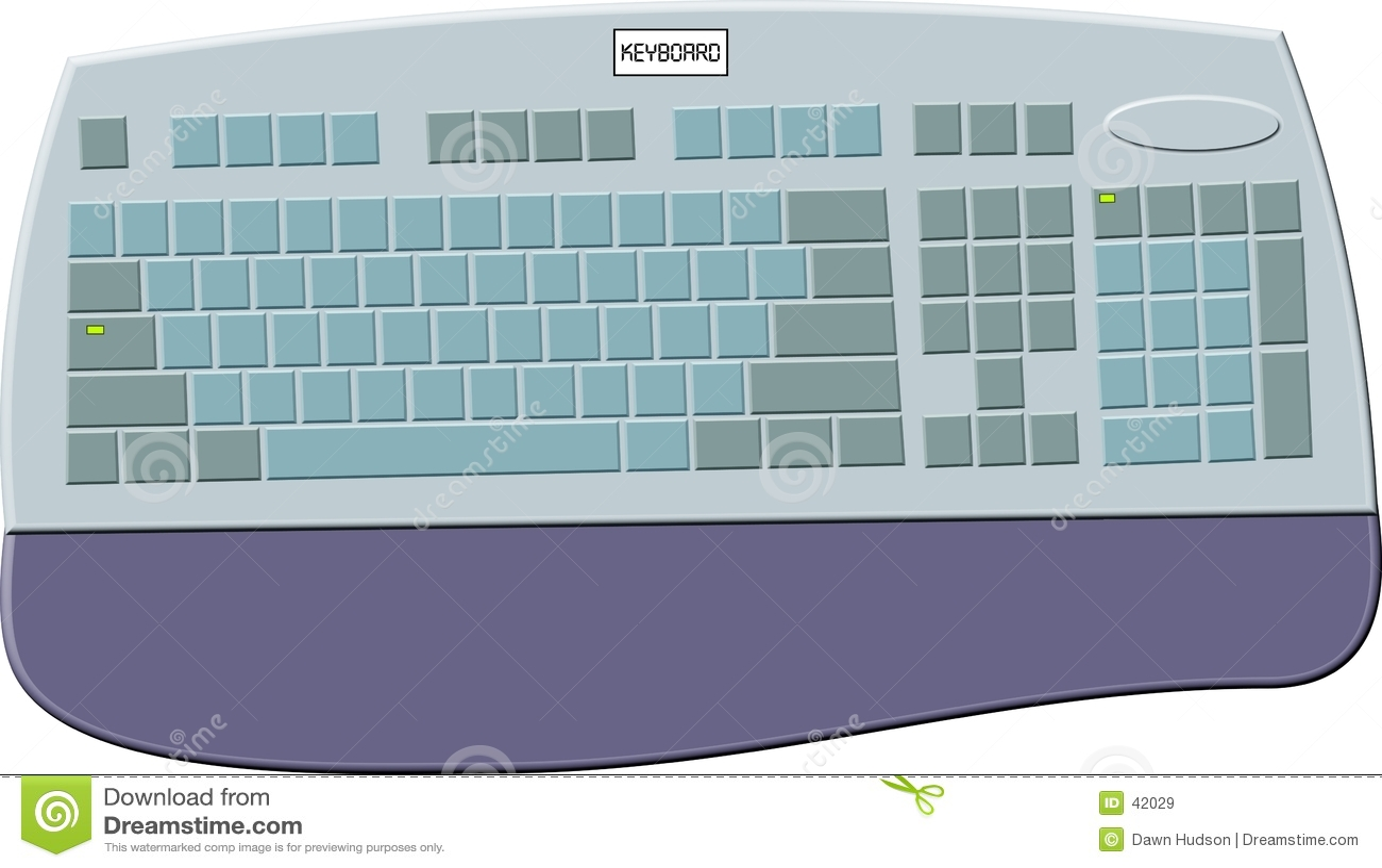клавиатура интернета