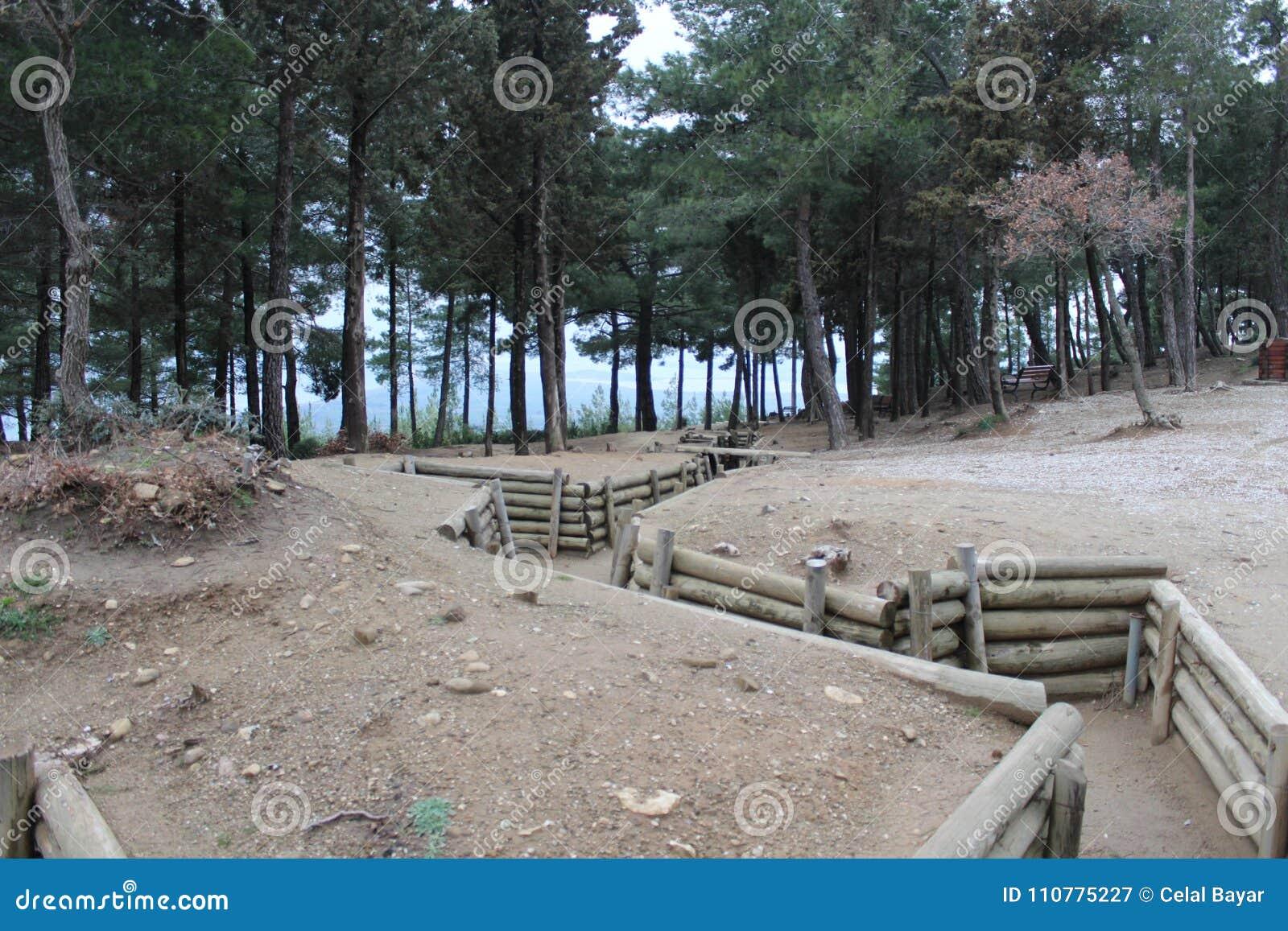 Кладбище Chunuk Bair