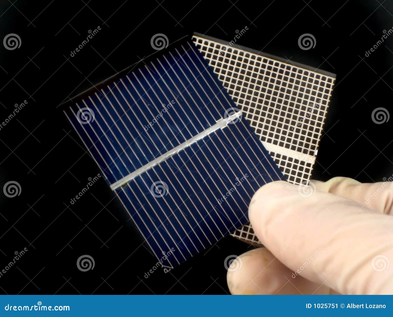 клетки солнечные
