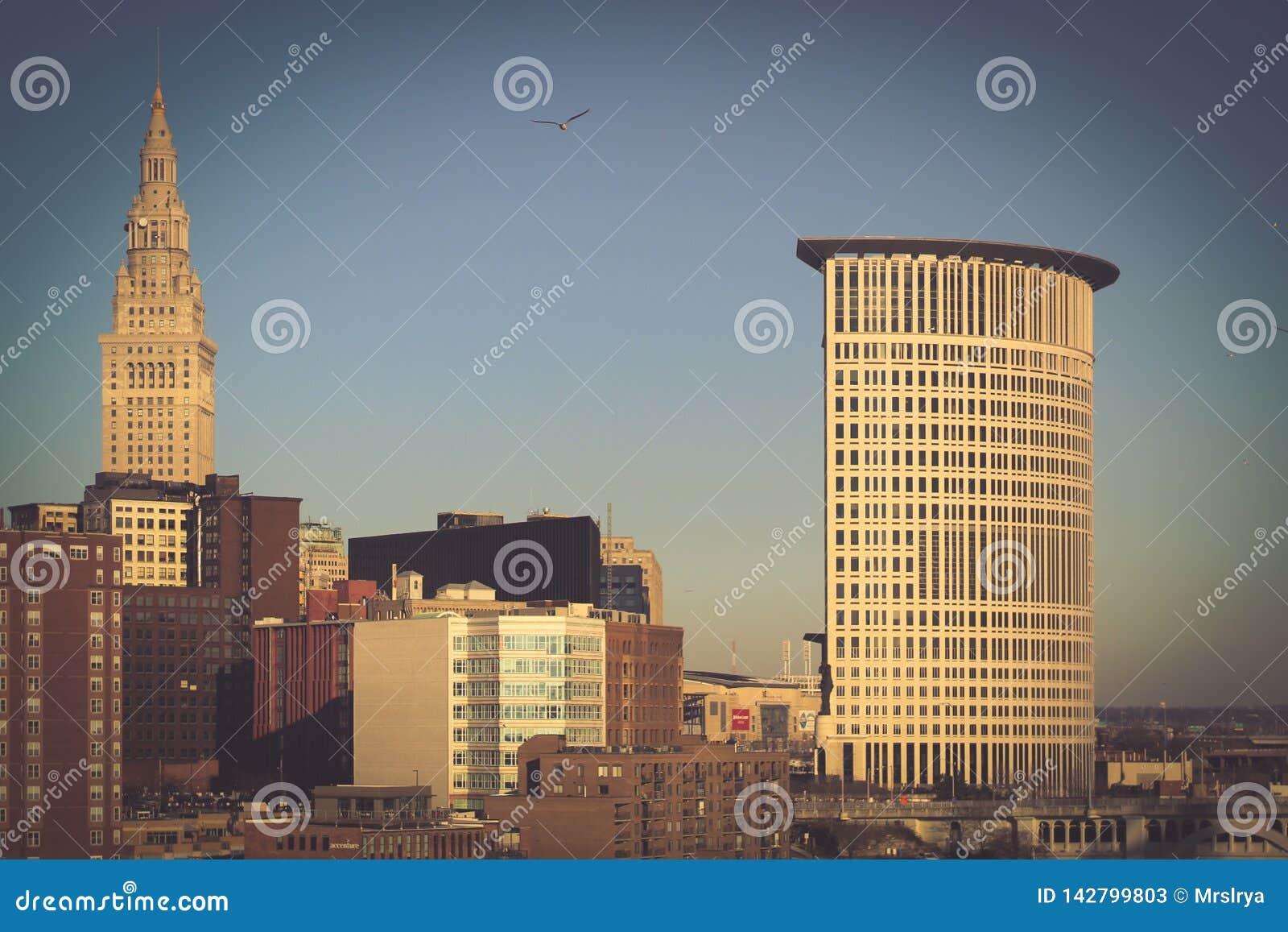 Кливленд, Огайо