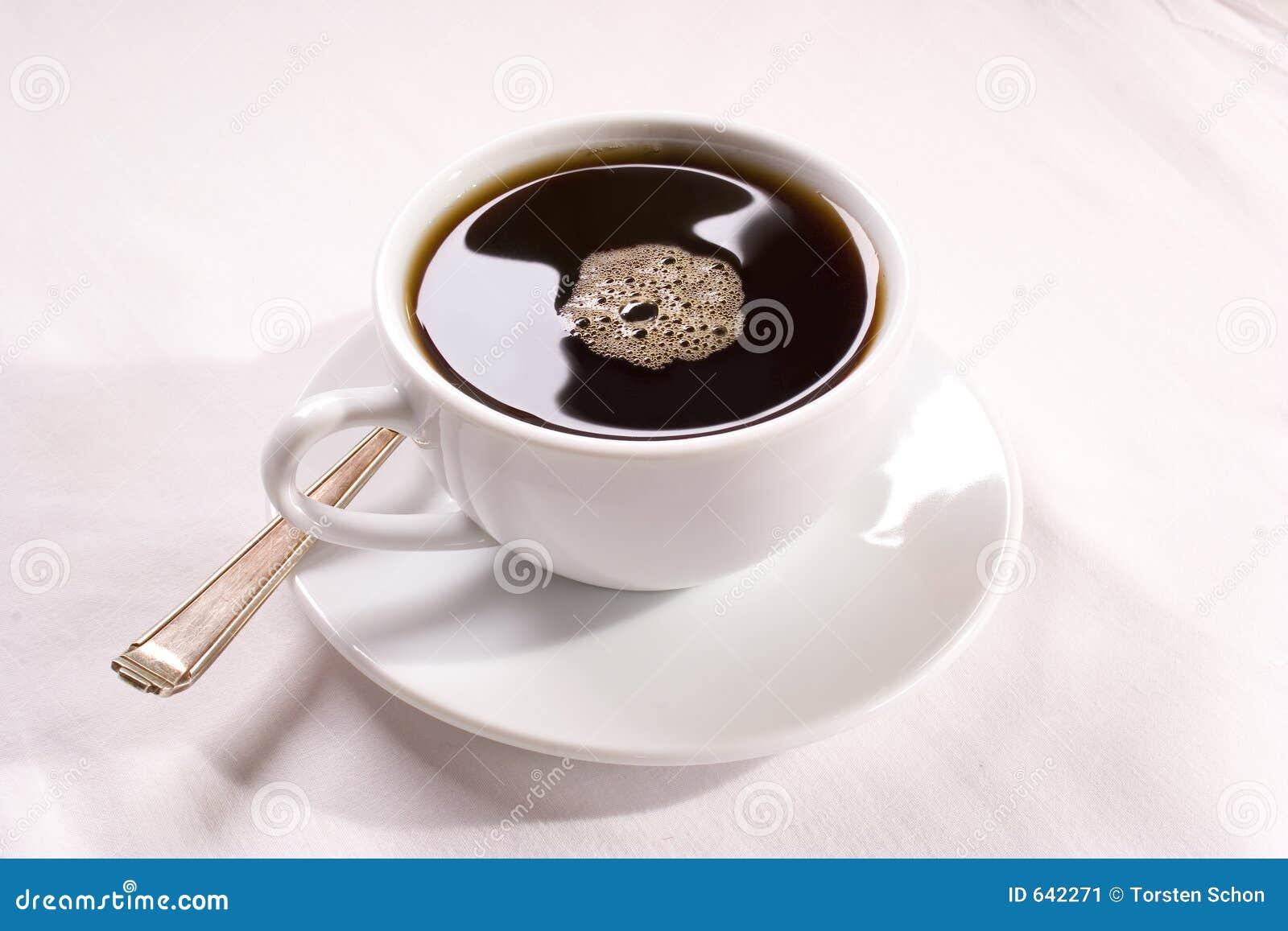 Download клокочет потек кофе стоковое изображение. изображение насчитывающей вкус - 642271