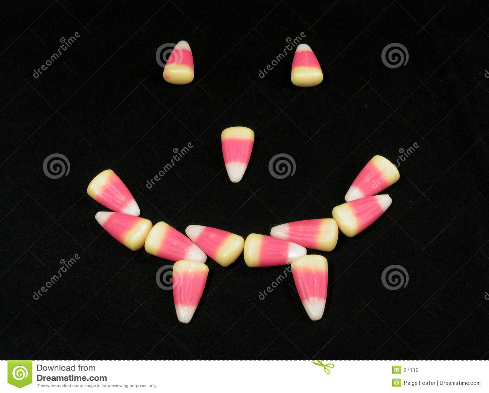 клыки конфеты