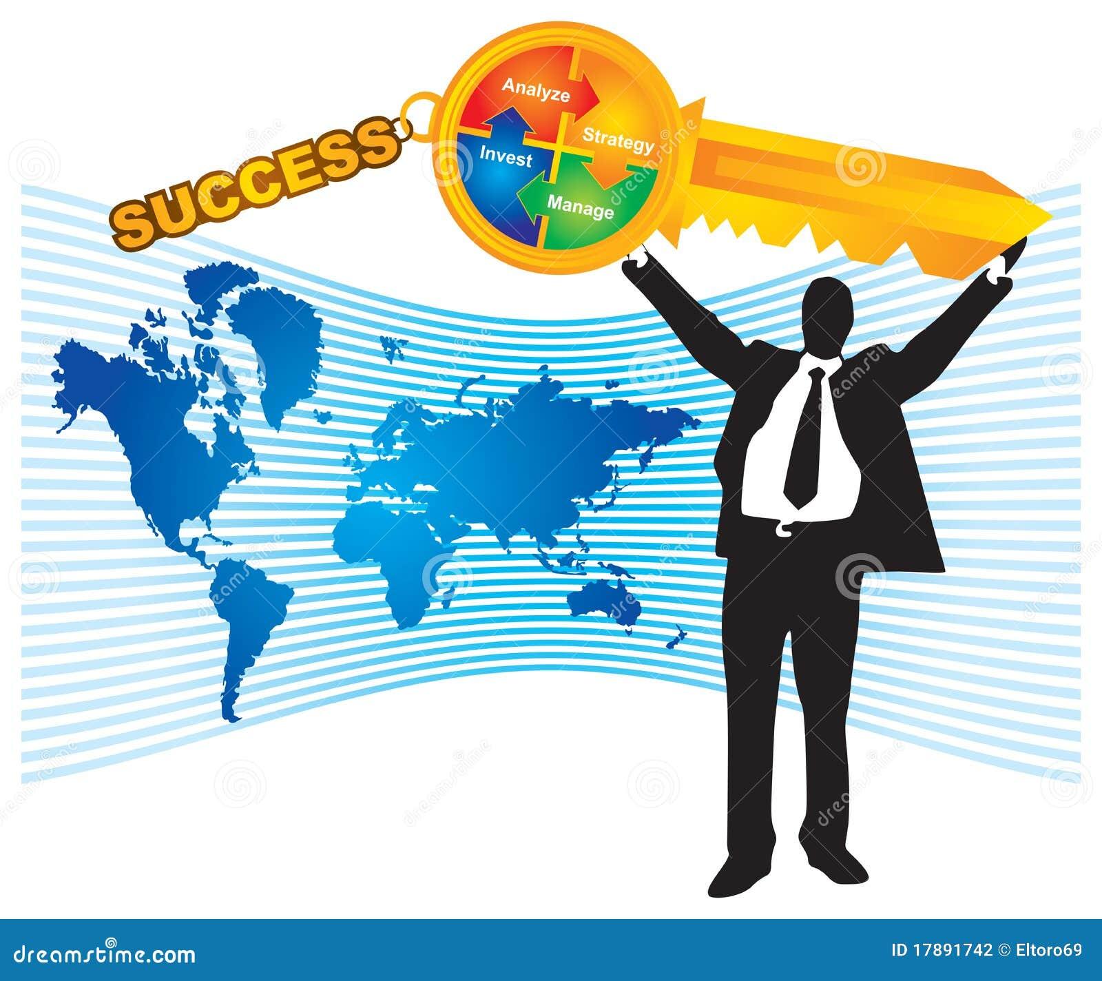 ключевой успех
