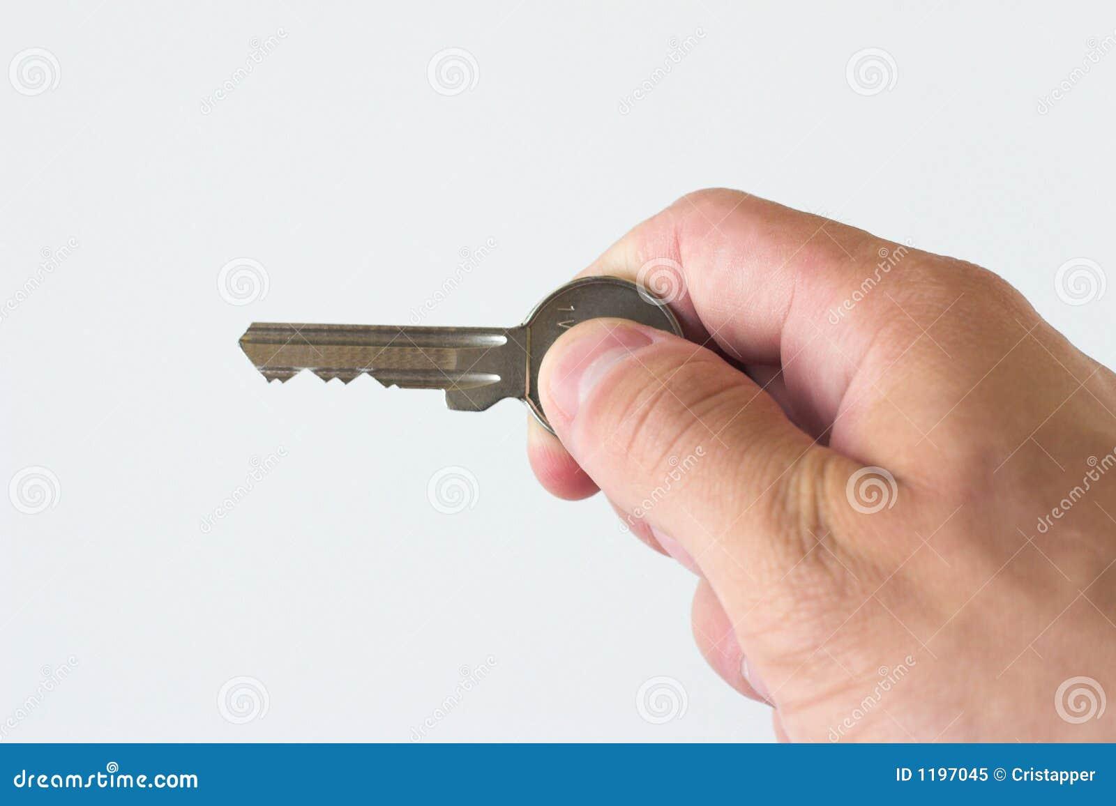 ключи руки
