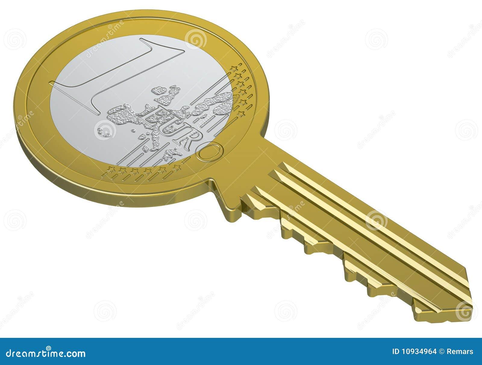 ключ евро