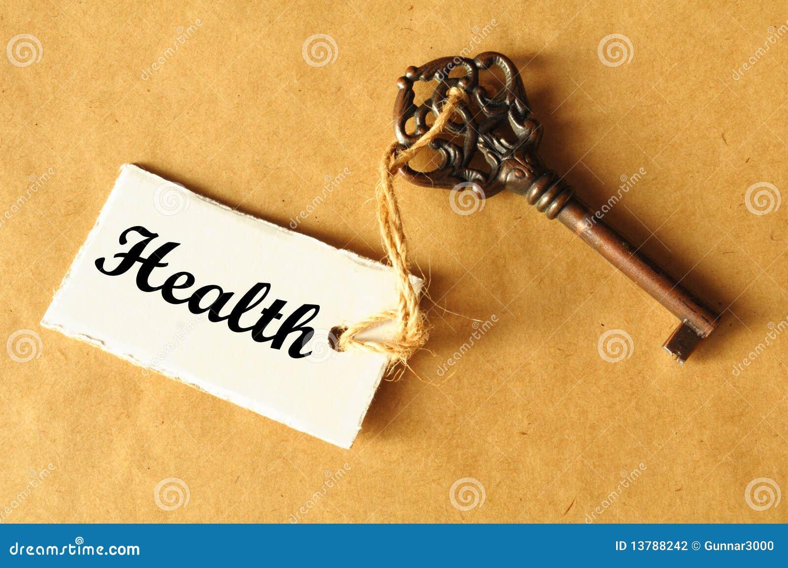 ключ здоровья к