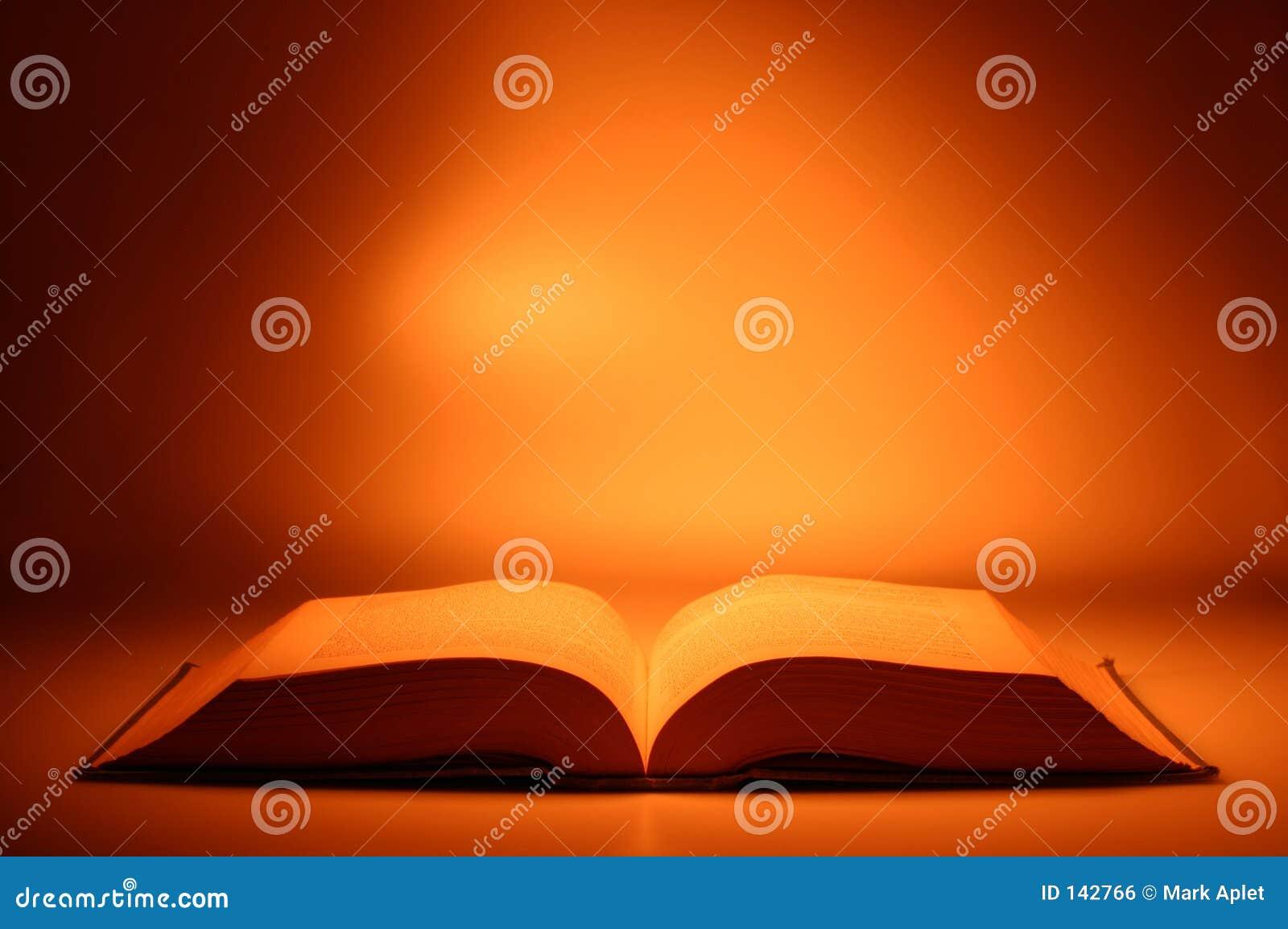 книга открытая