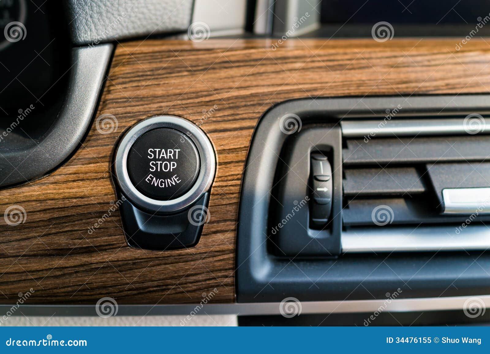 Кнопка двигателя стопа старта