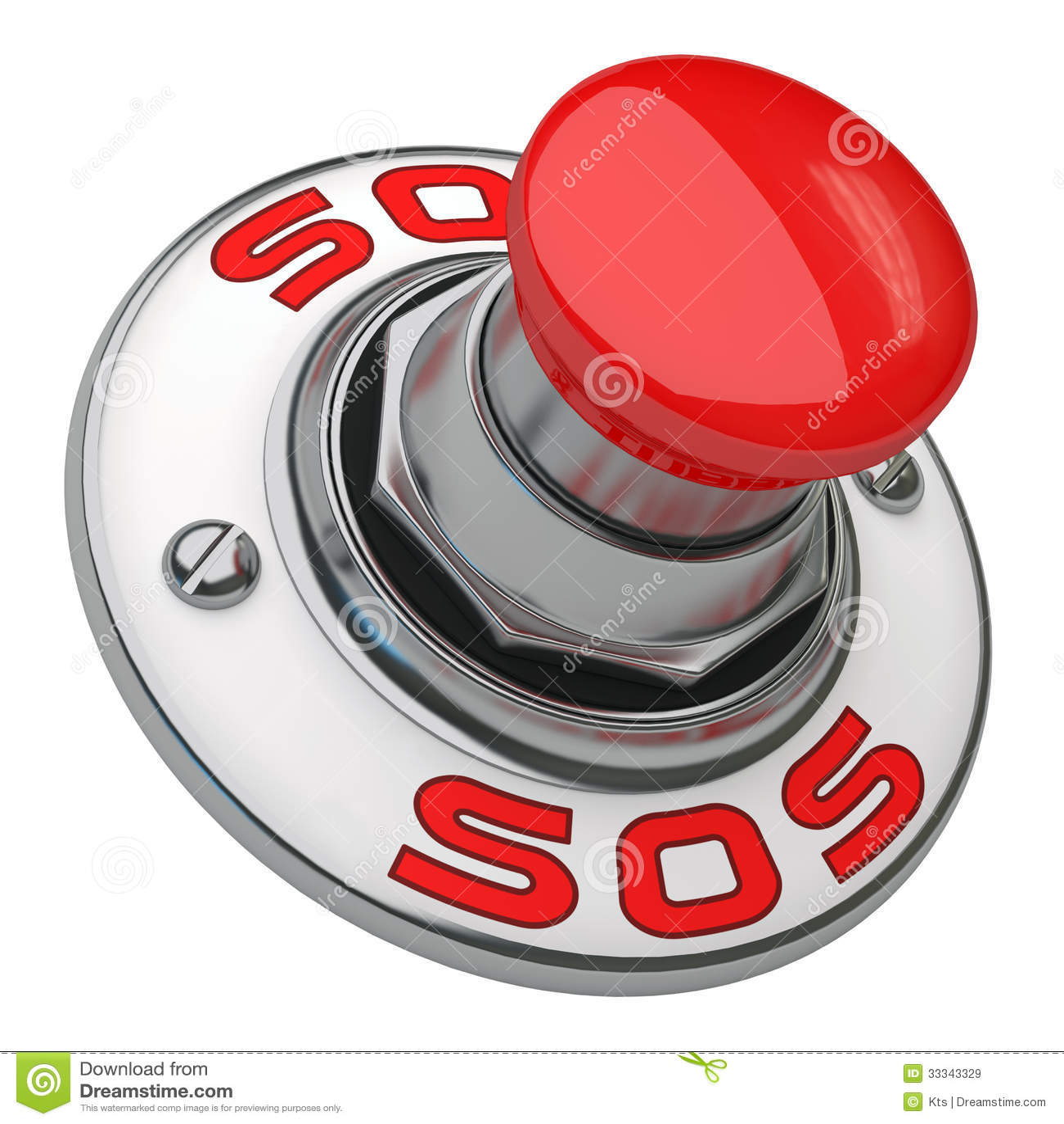Кнопка Sos