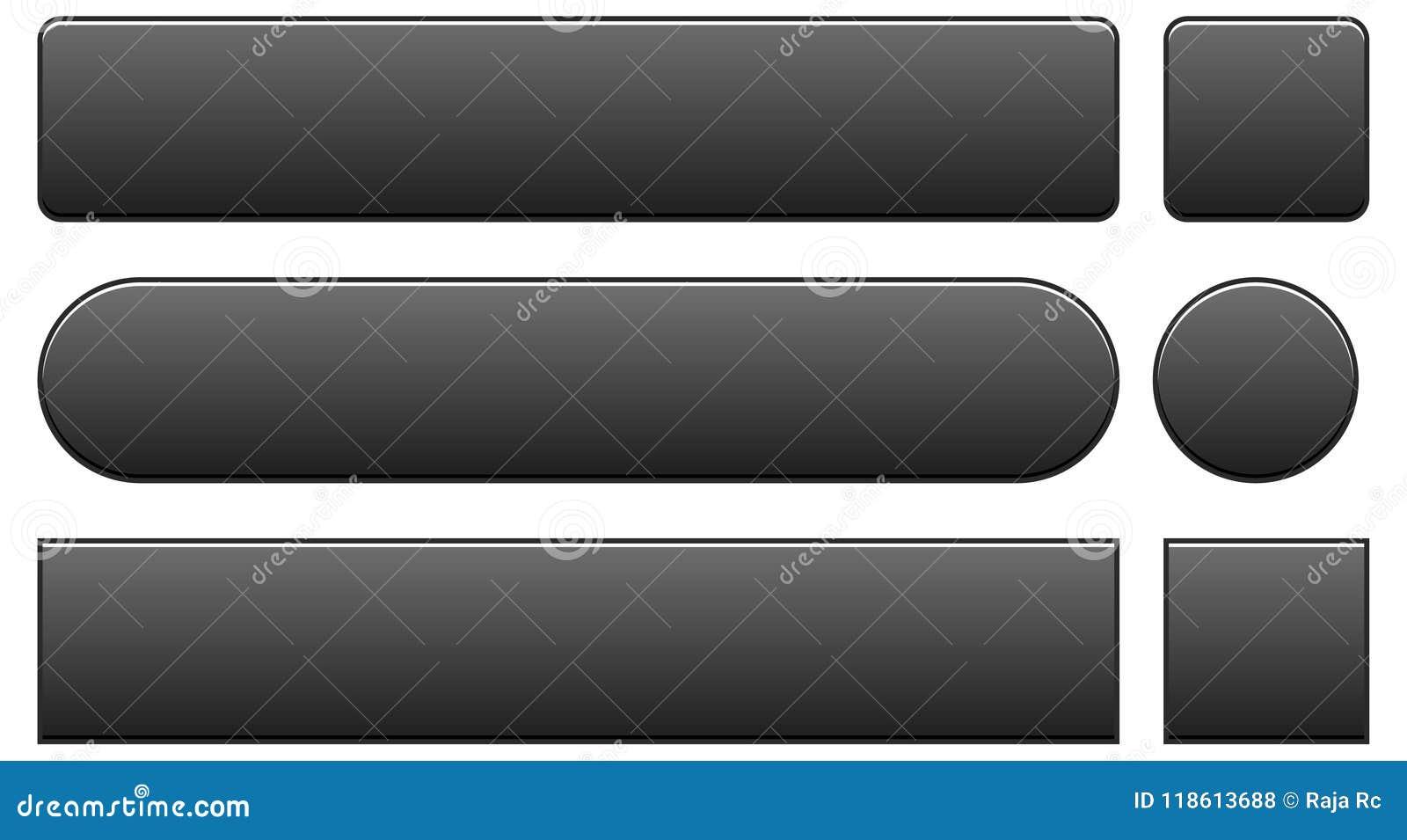 кнопки закрепляя сеть вектора путя иллюстрации