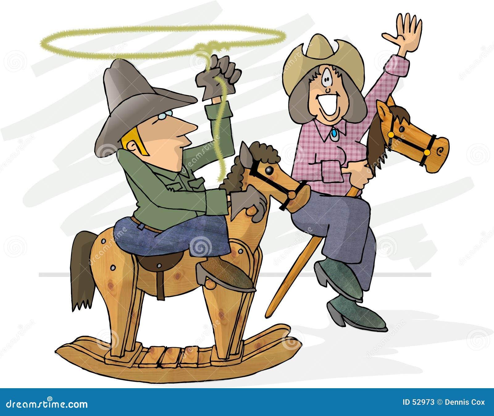 ковбои претендуют