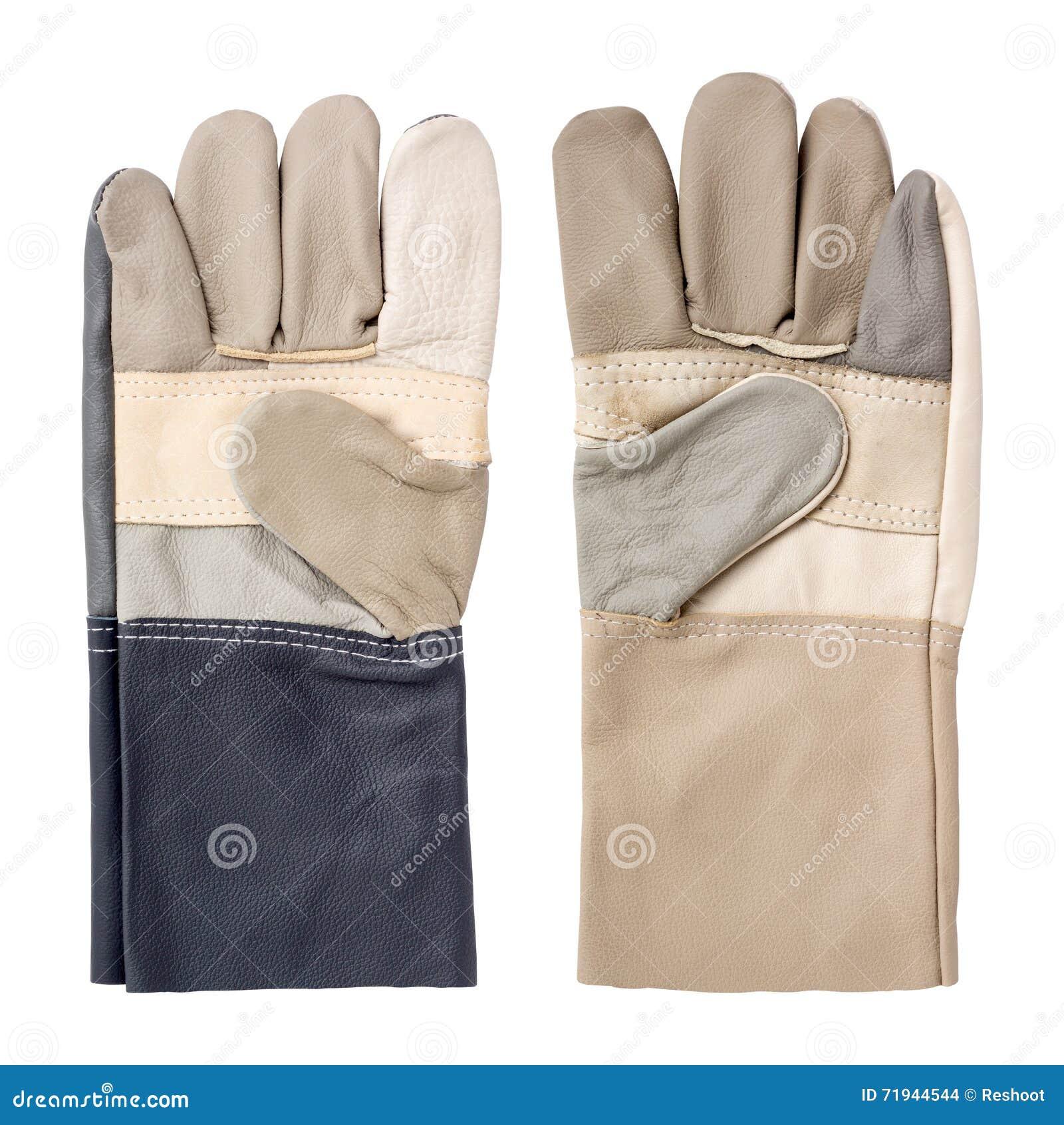Кожаная перчатка