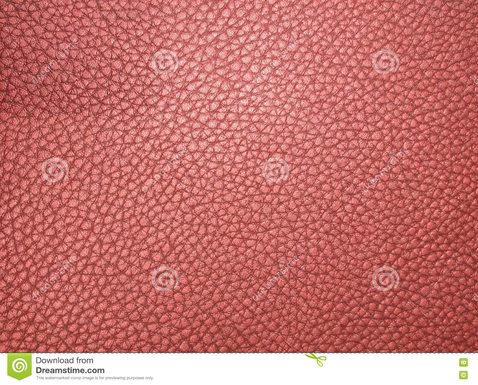 Кожаный цвет кармина как текстура предпосылки
