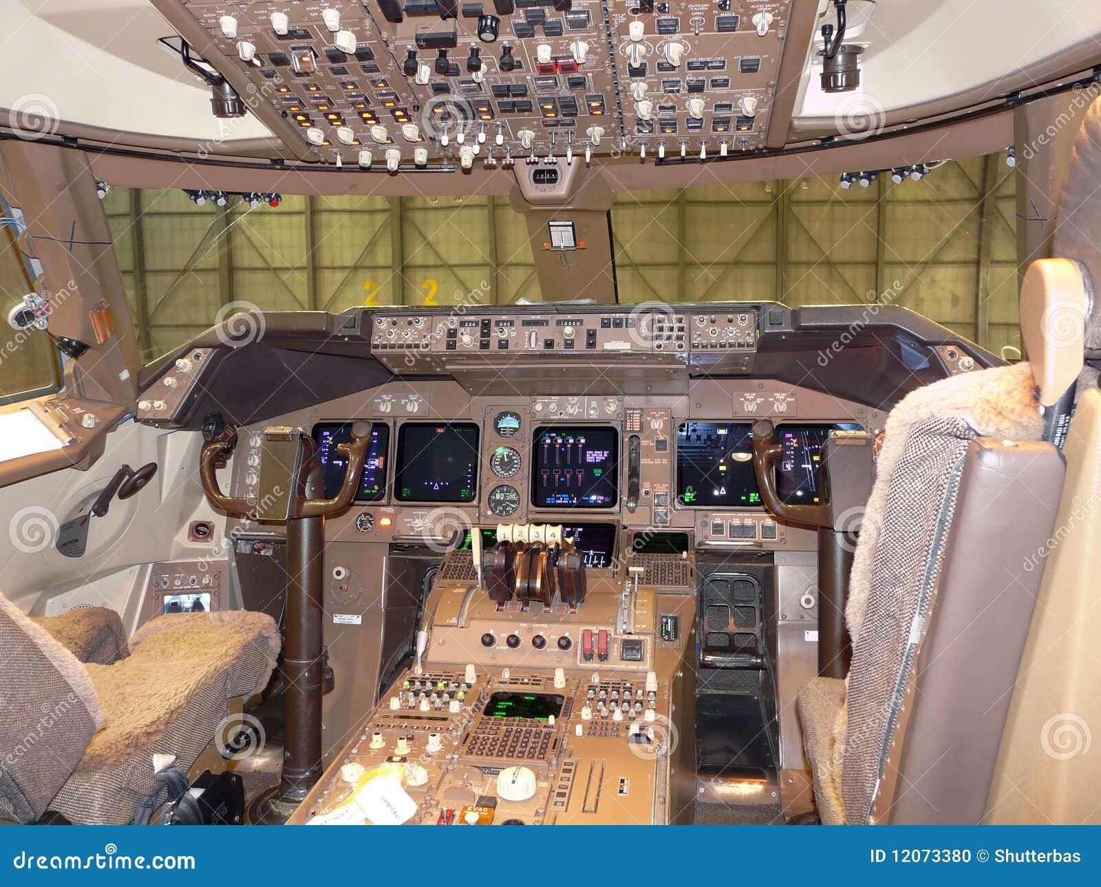 кокпит воздушных судн