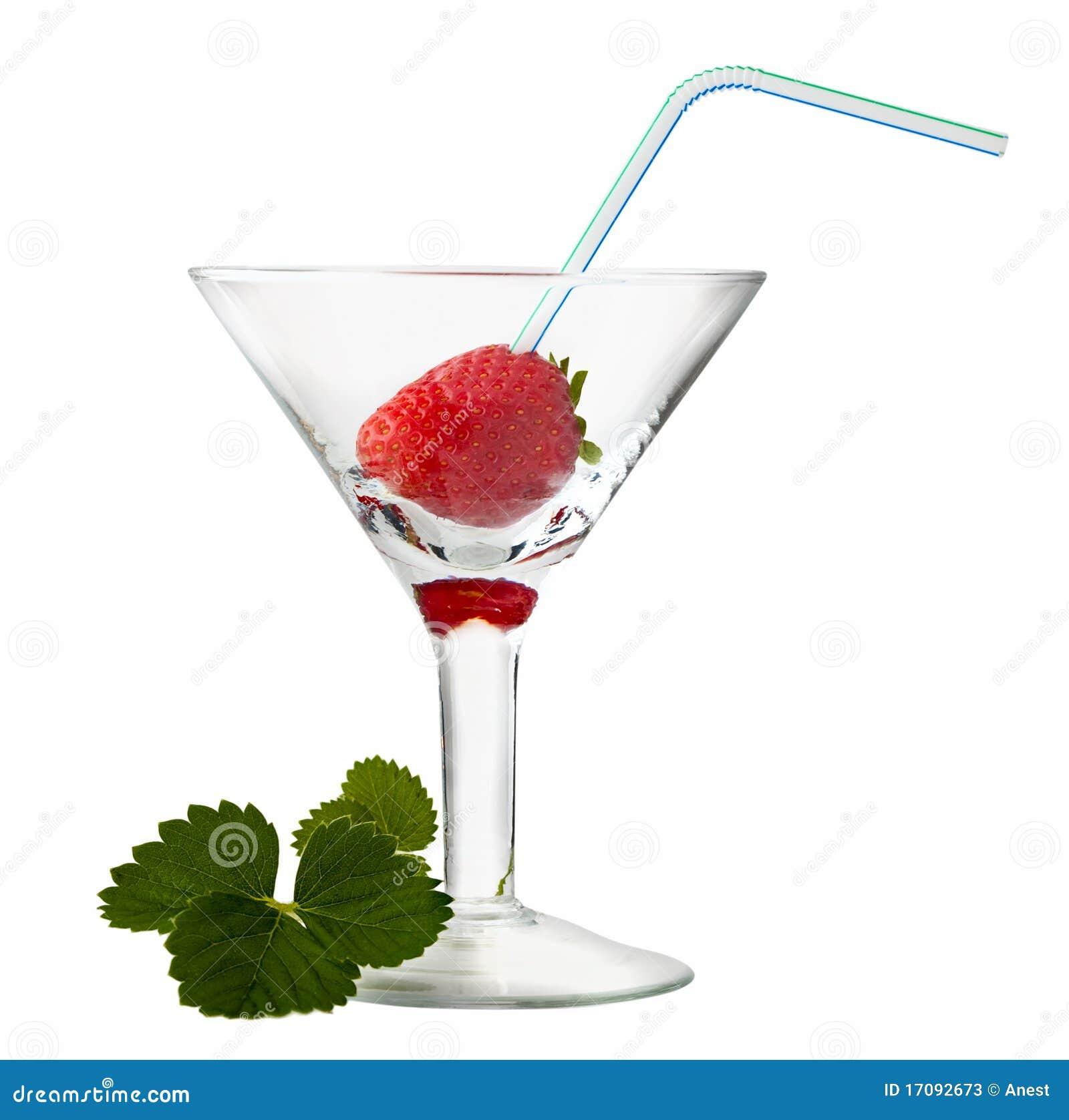 коктеил ягоды выходит клубника сторновки