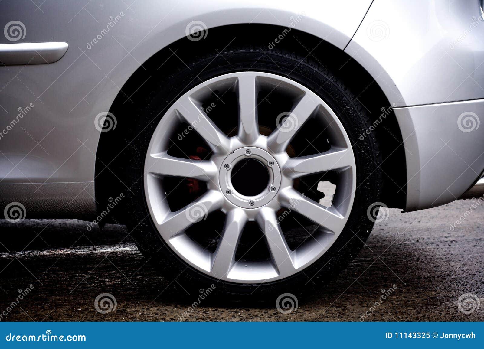 колеса сплава