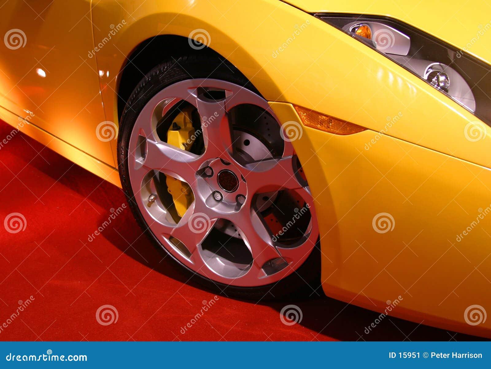 колесо сплава