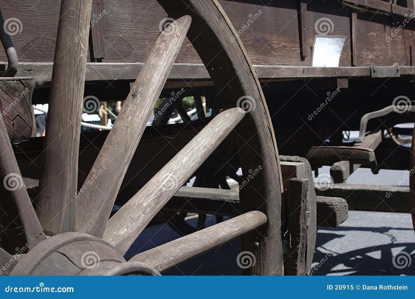колесо фуры