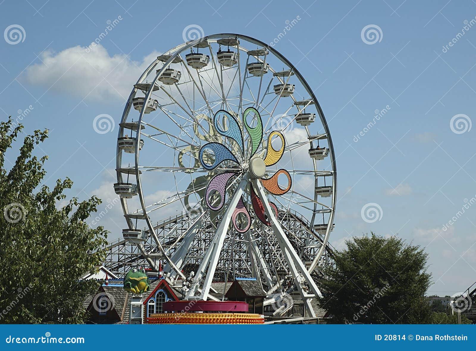 колесо ferris