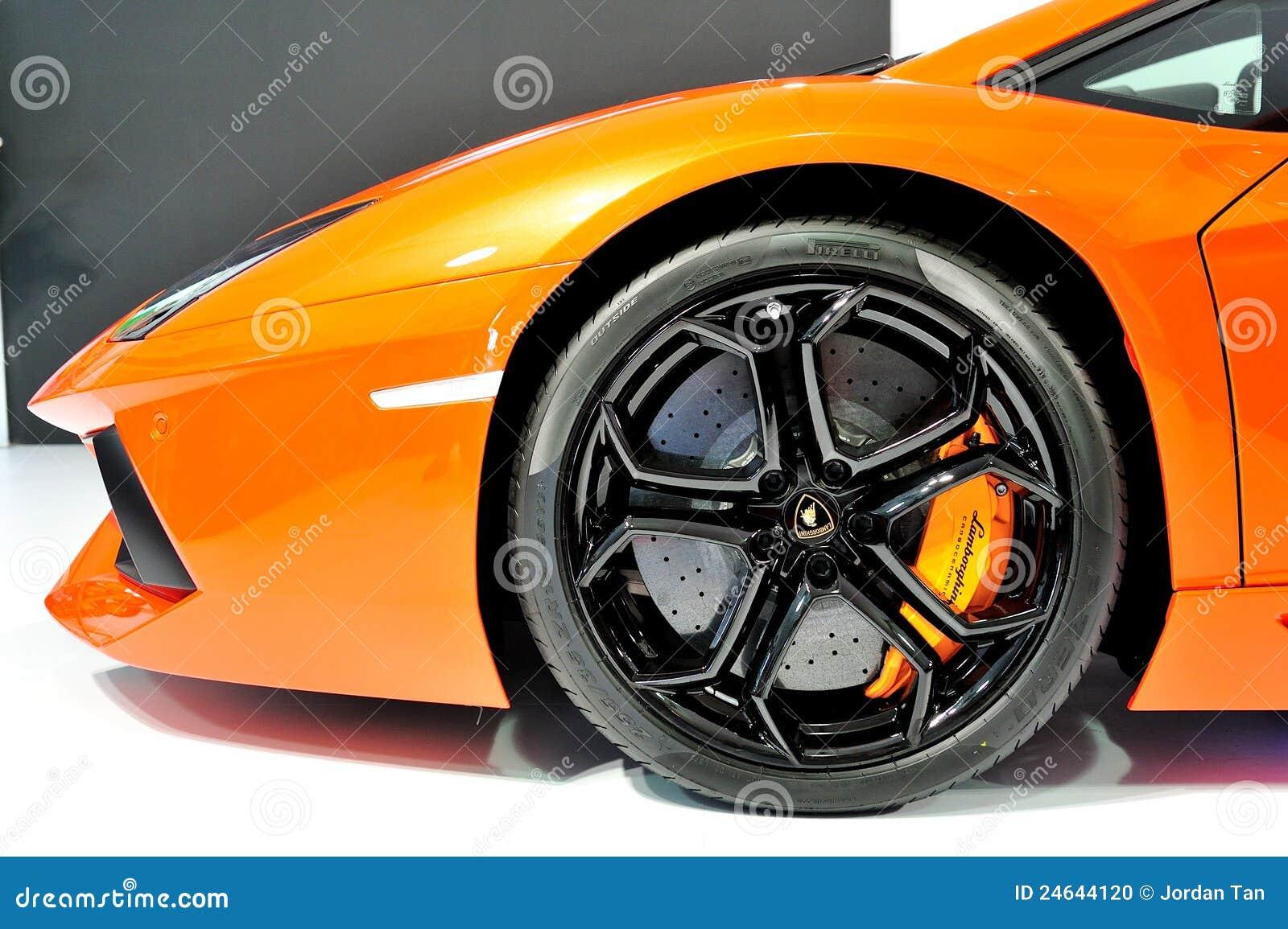 ламборджини колеса
