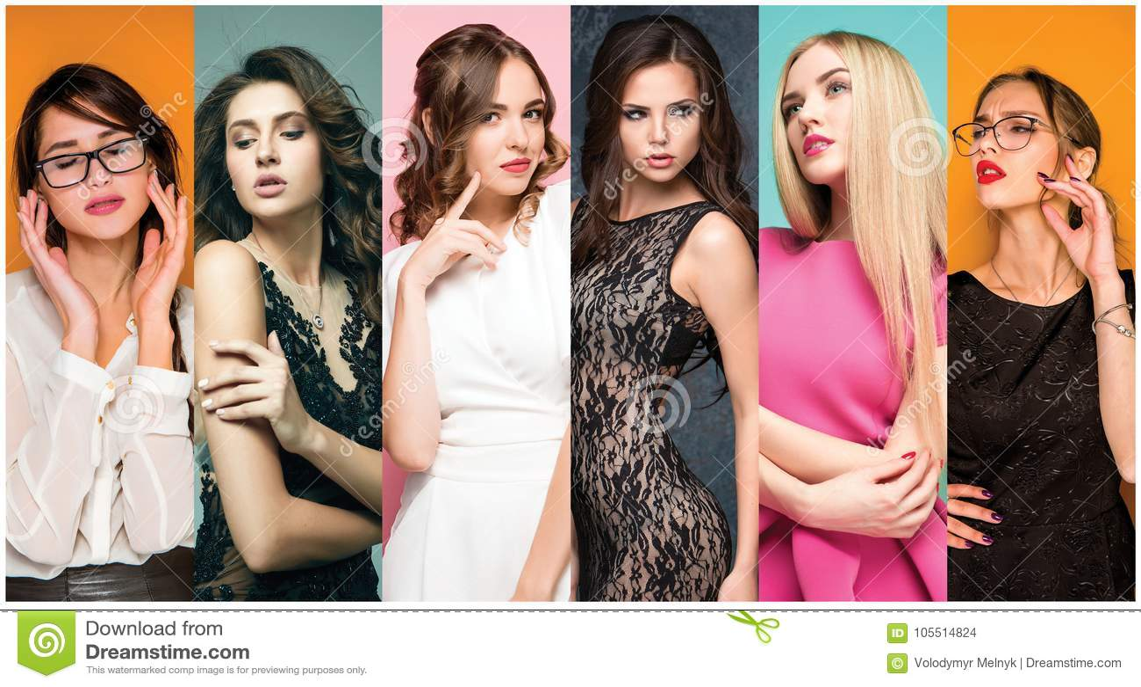 фото молодых женщин