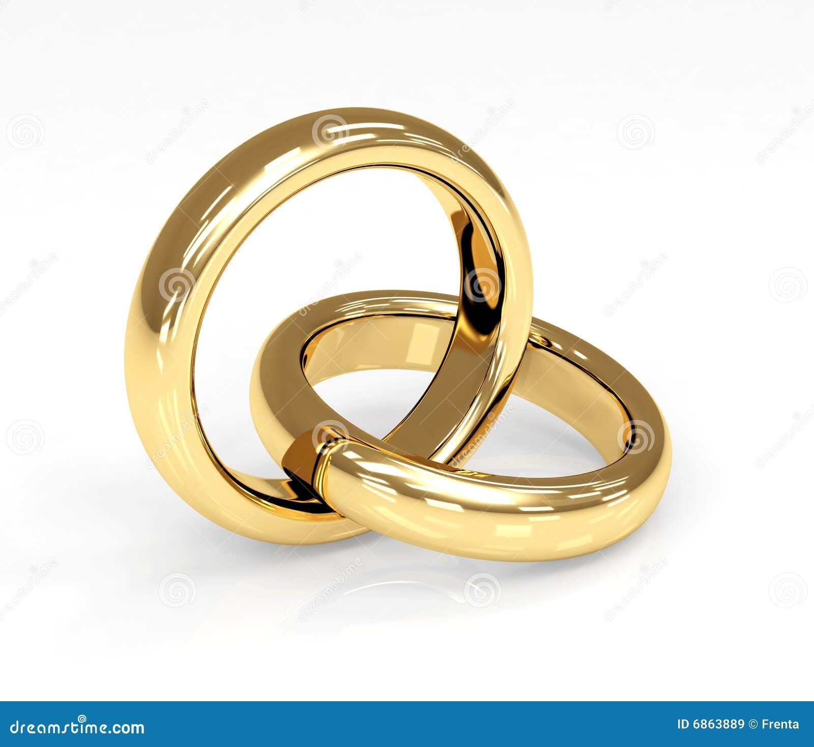 кольцо золота 3d 2 wedding