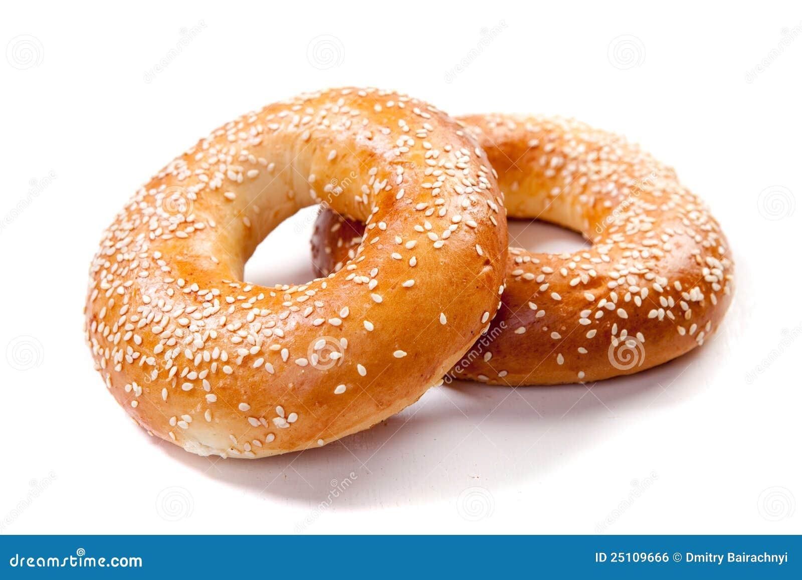 кольцо bagel