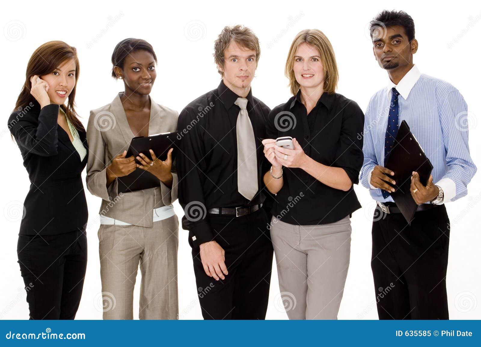 Download команда дела стоковое изображение. изображение насчитывающей черный - 635585