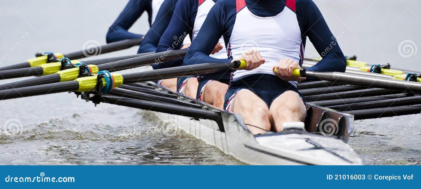 команда rowing