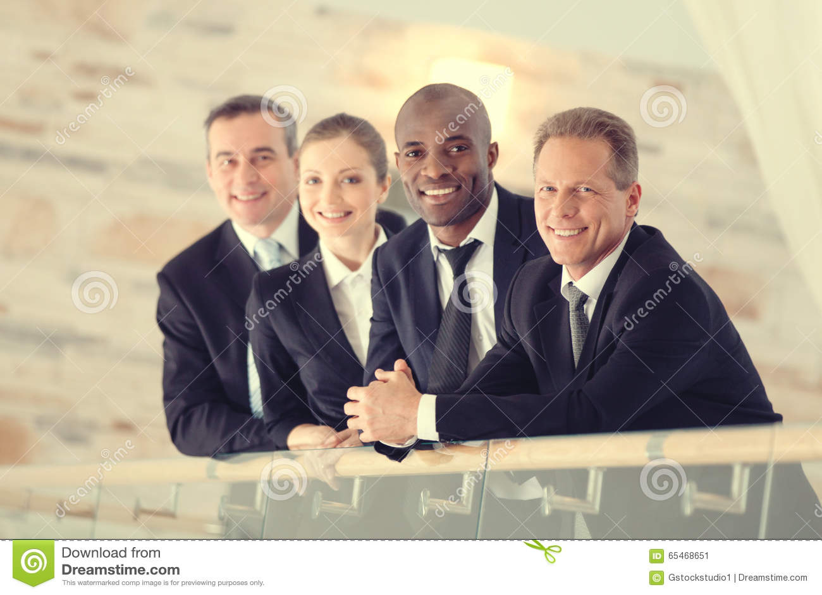 команда дела успешная