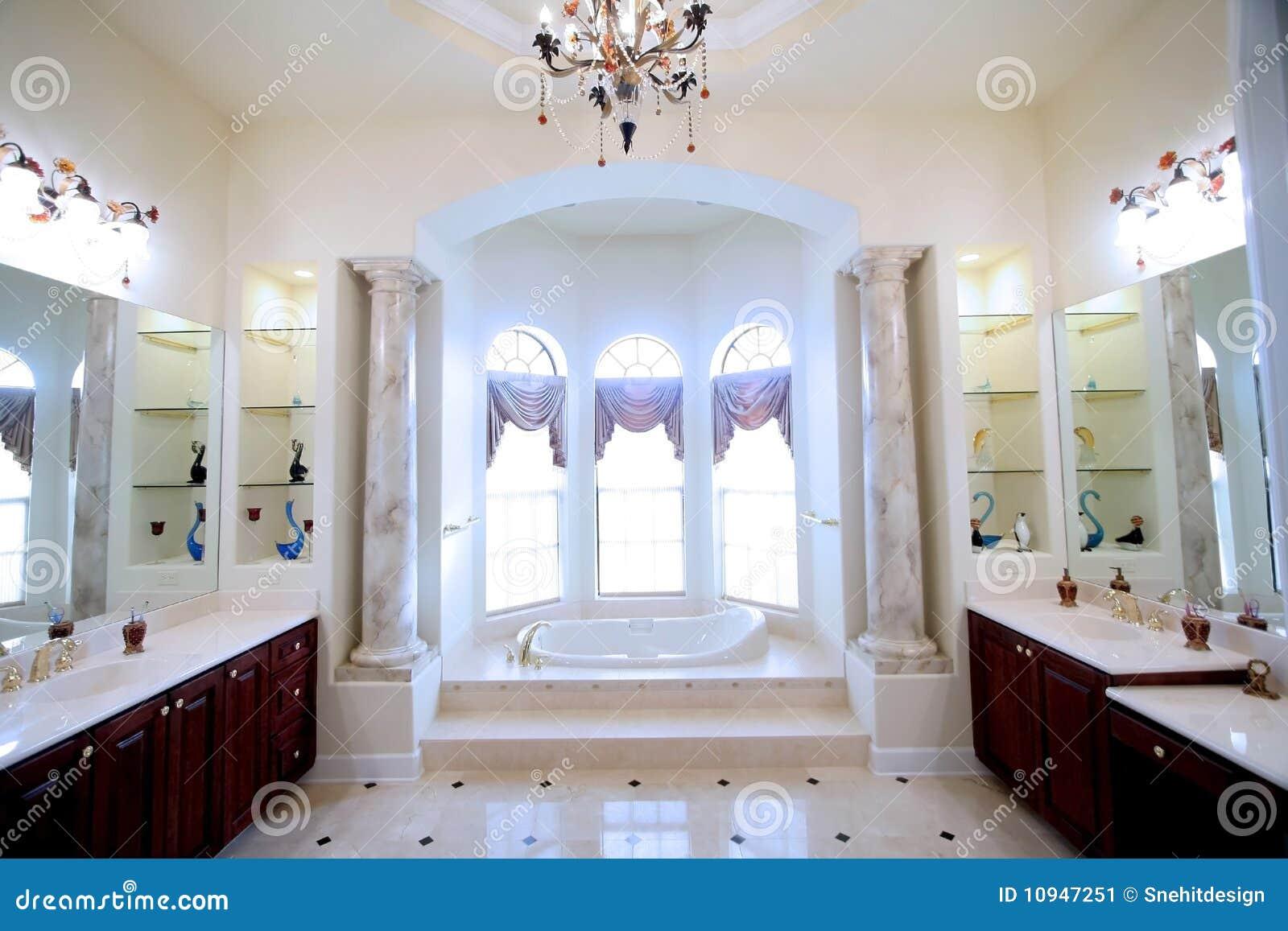 комната ванны самомоднейшая