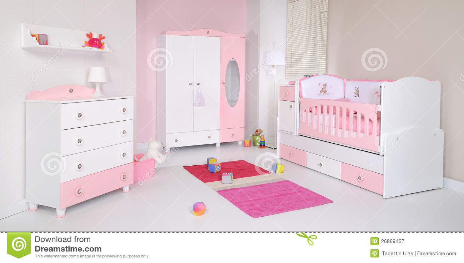 Комната младенца