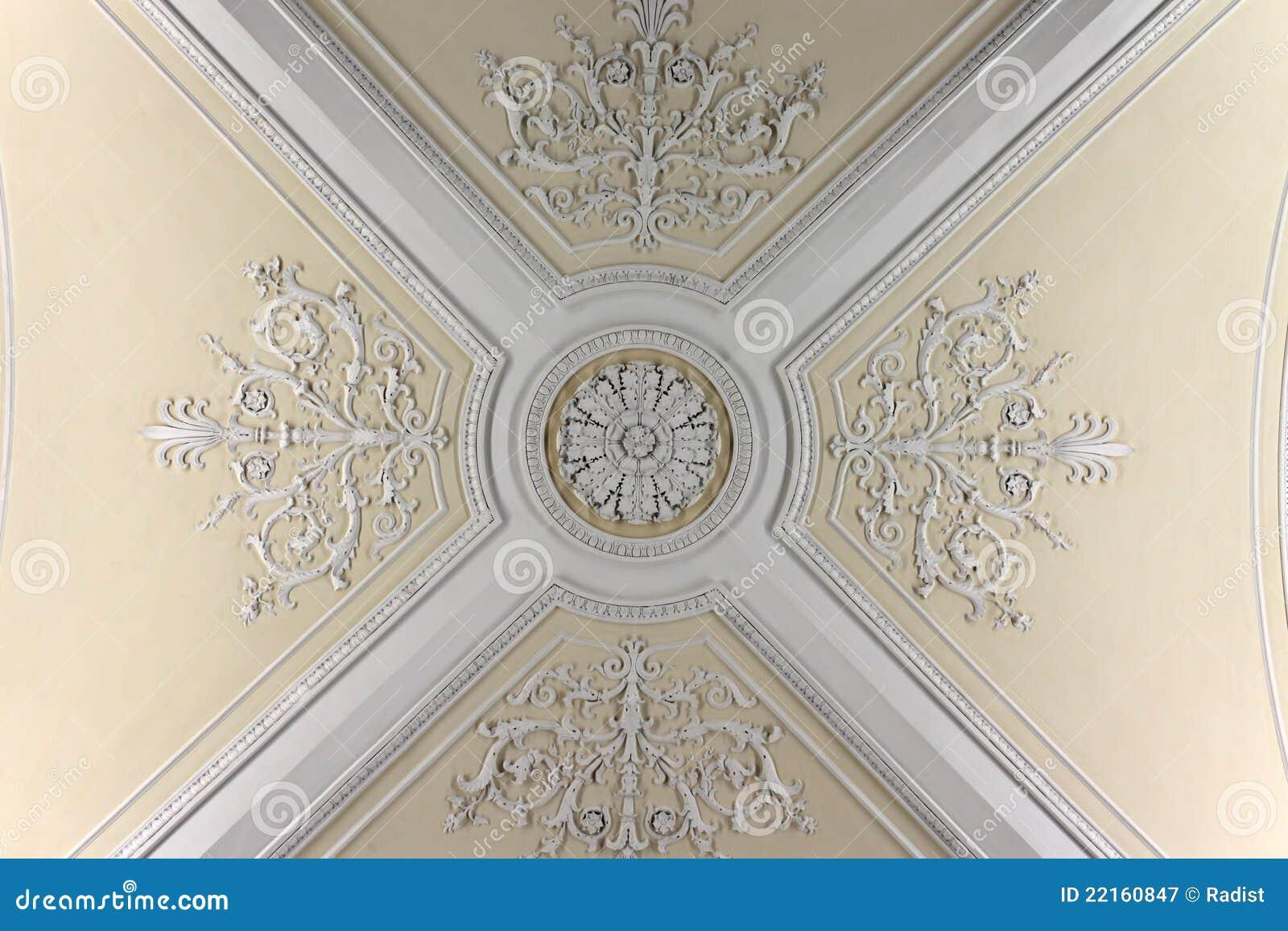 комната потолка augustus