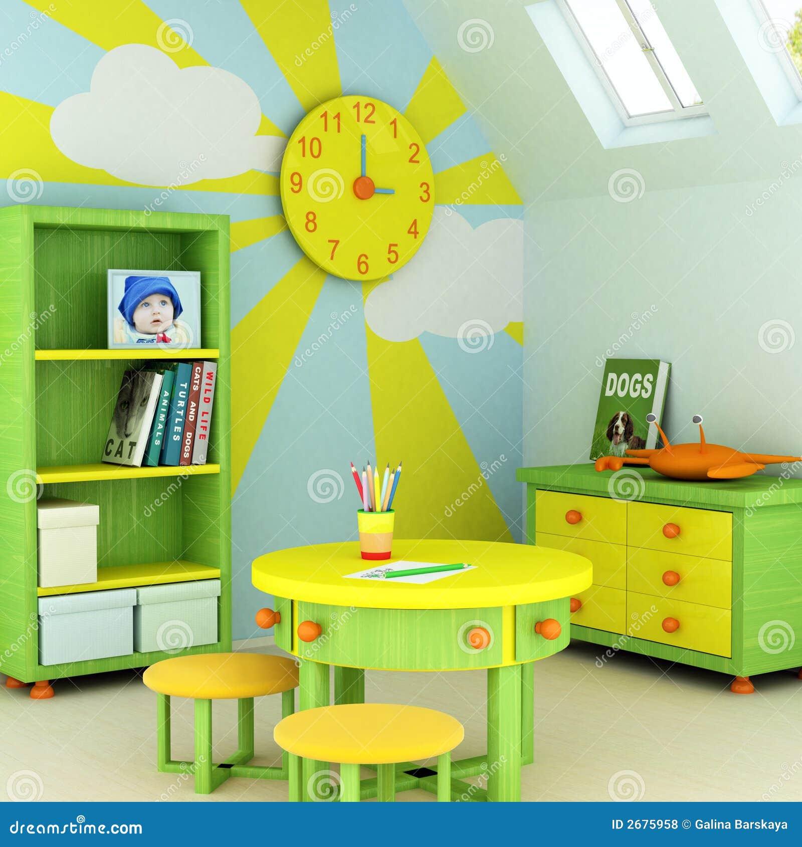 Интерьер детской - самое интересное в блогах.