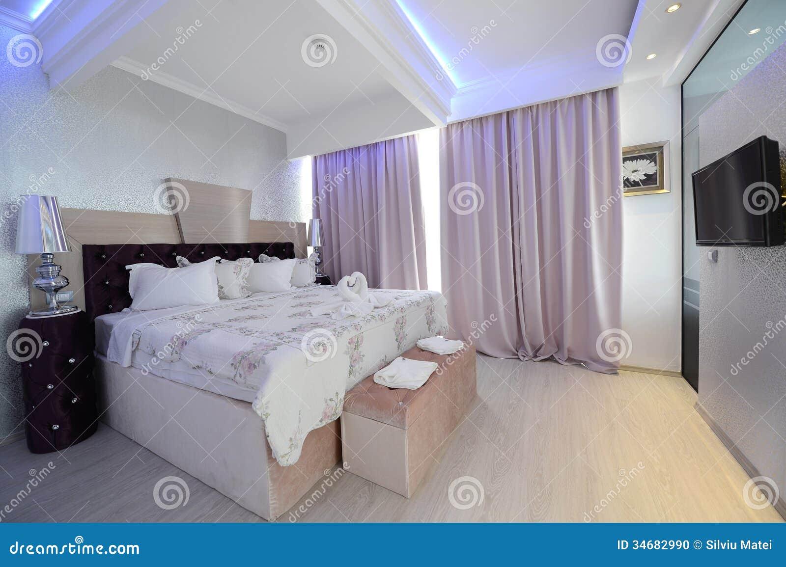 Комната роскошной гостиницы