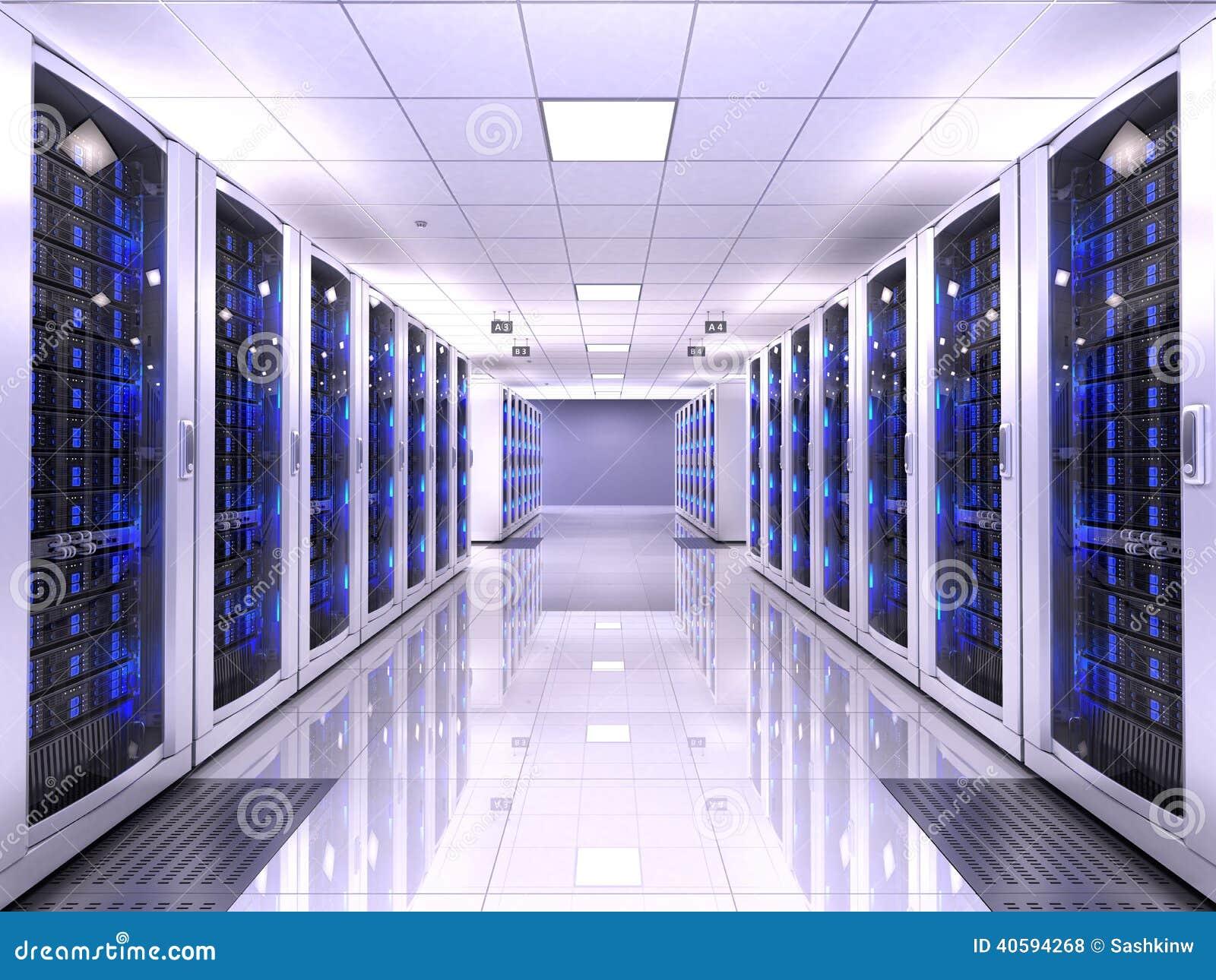 Комната сервера