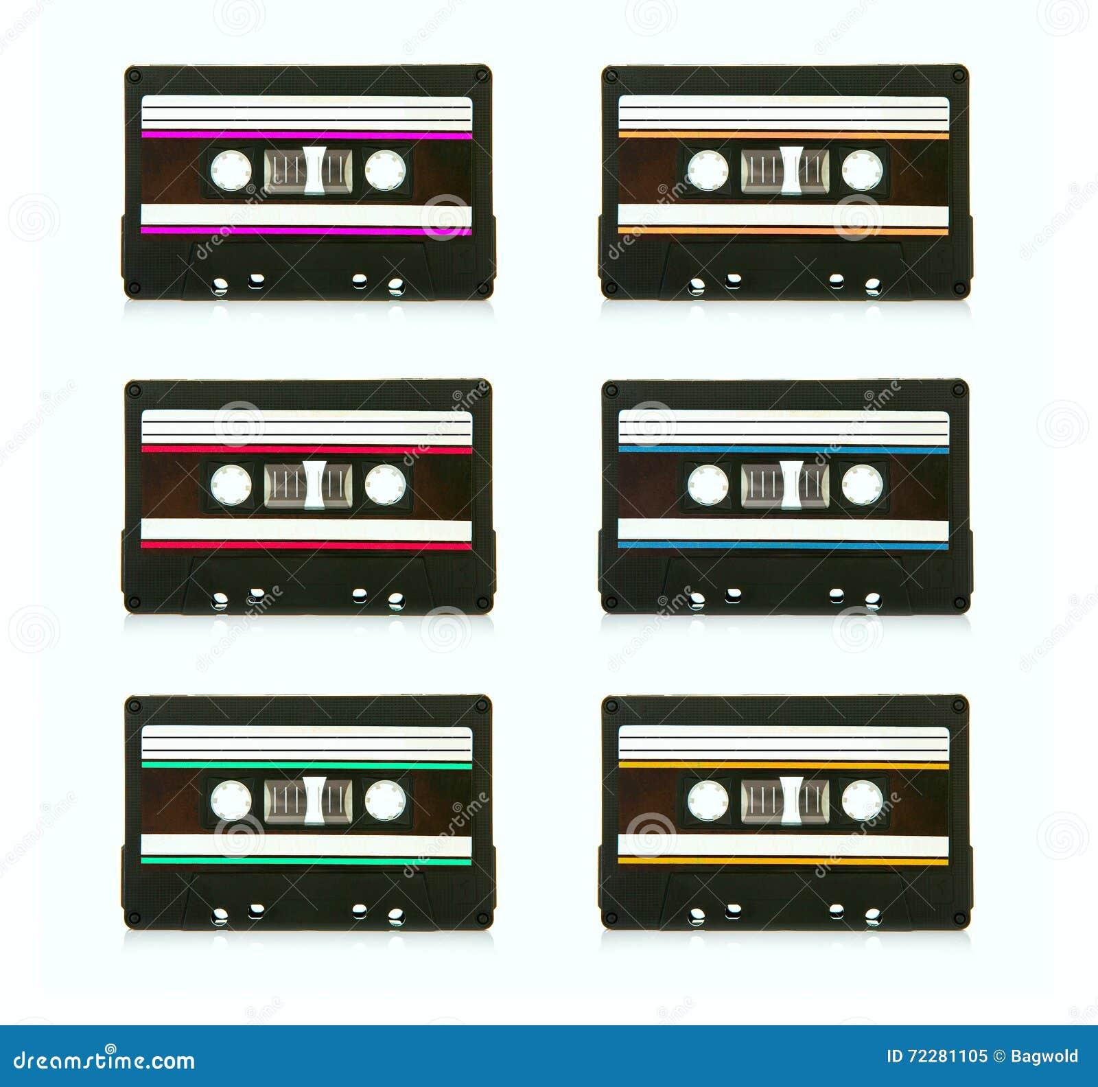 Download Компактная кассета стоковое изображение. изображение насчитывающей демонстрация - 72281105
