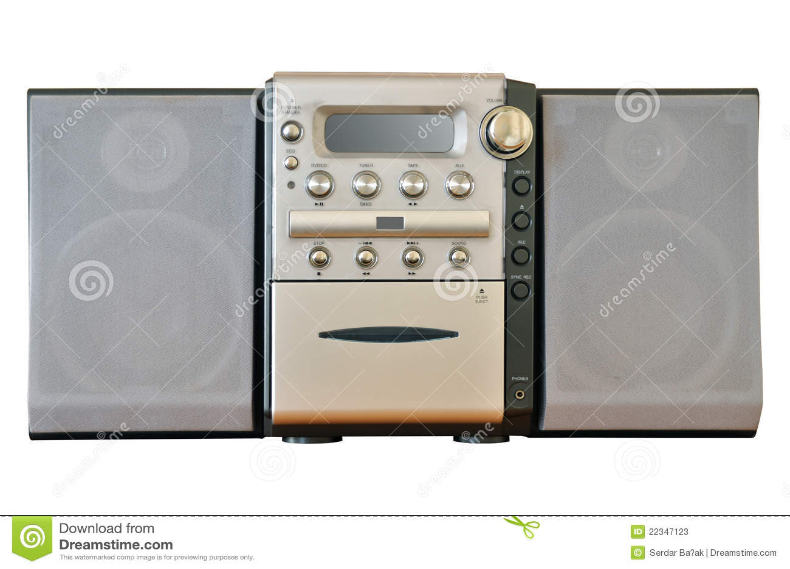 компактная стерео система