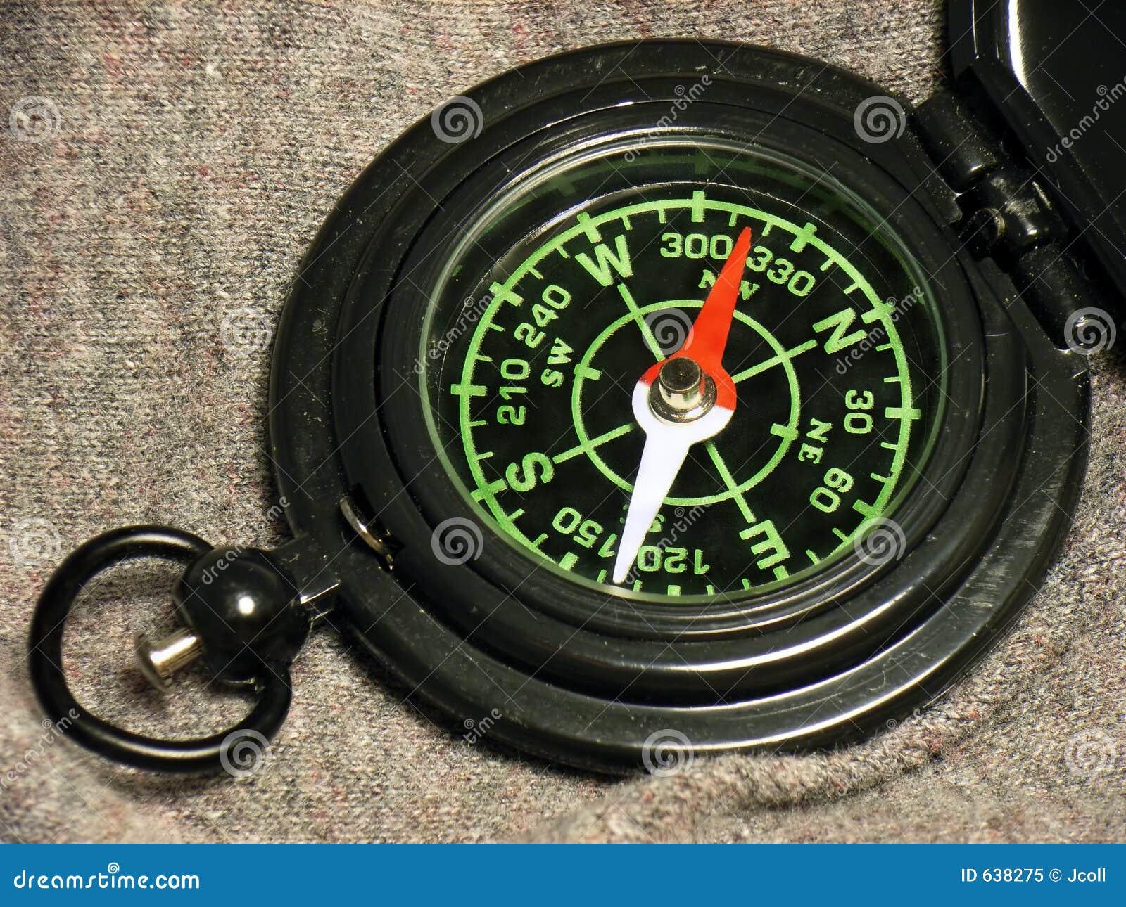 Download компас стоковое изображение. изображение насчитывающей потеряно - 638275
