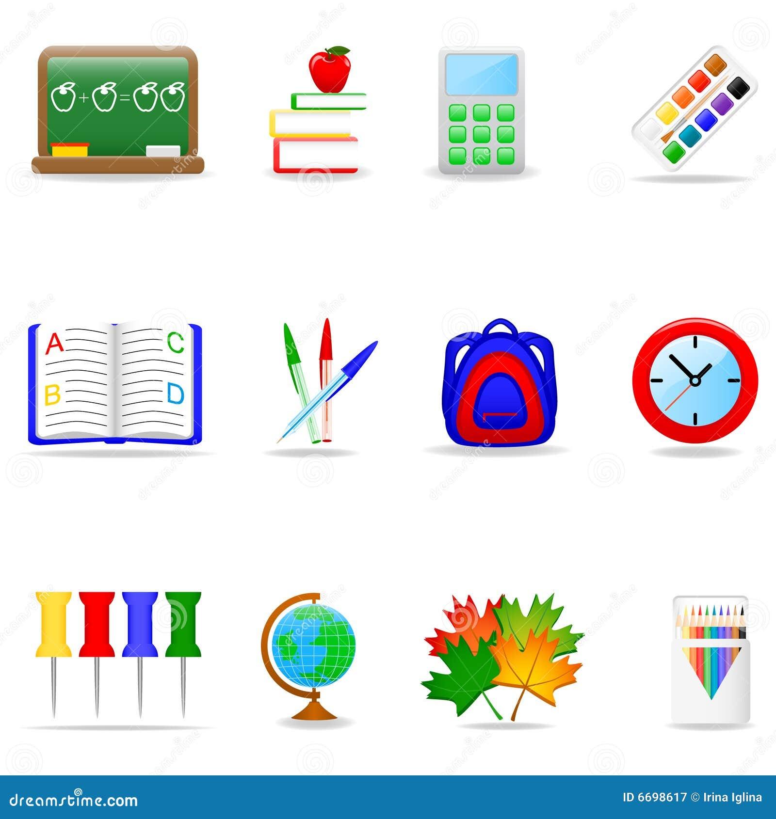 комплект иконы образования