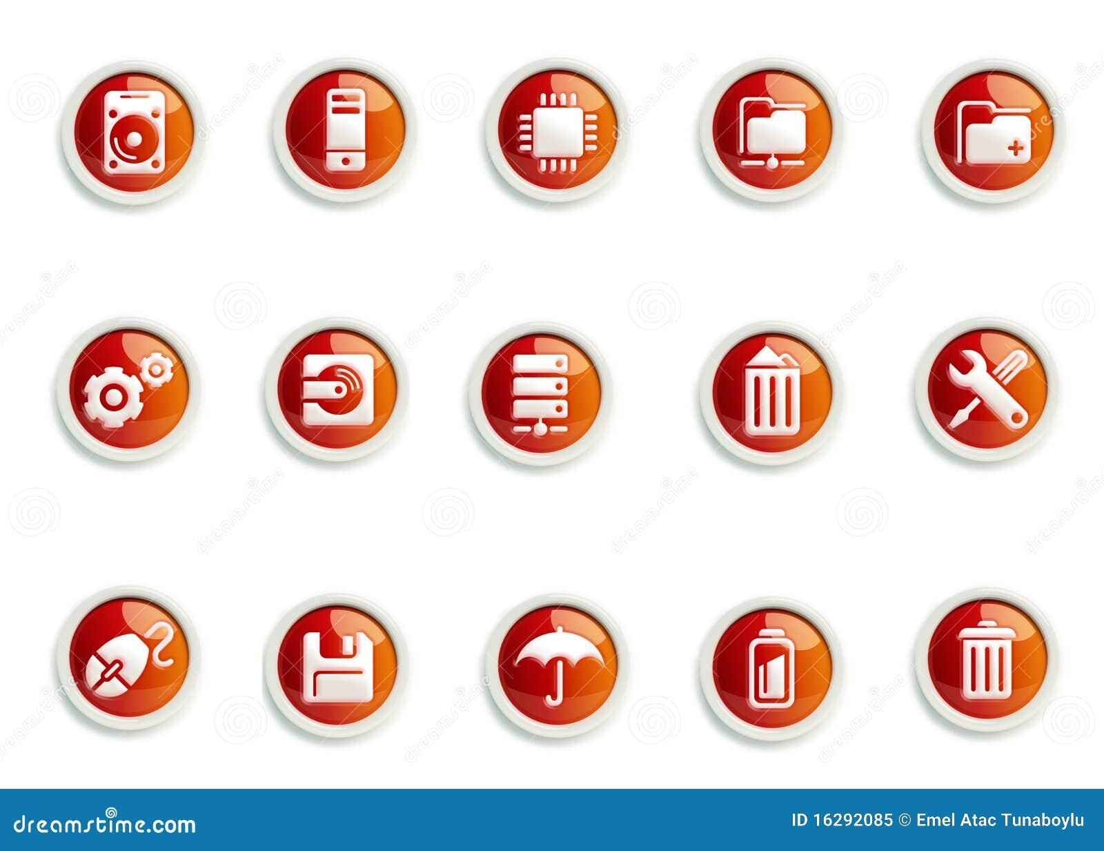 комплект иконы