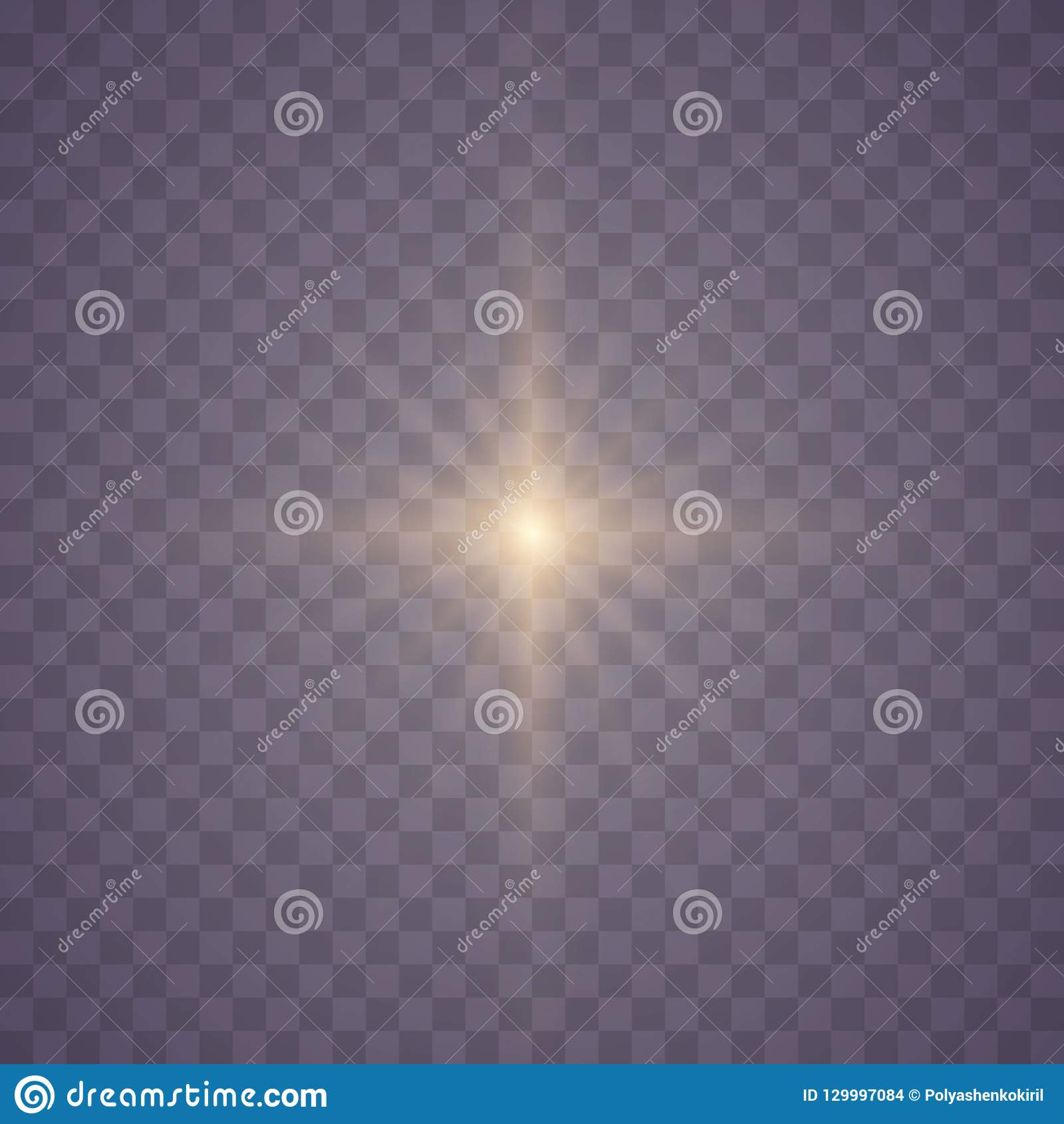 Комплект накаляя звезд